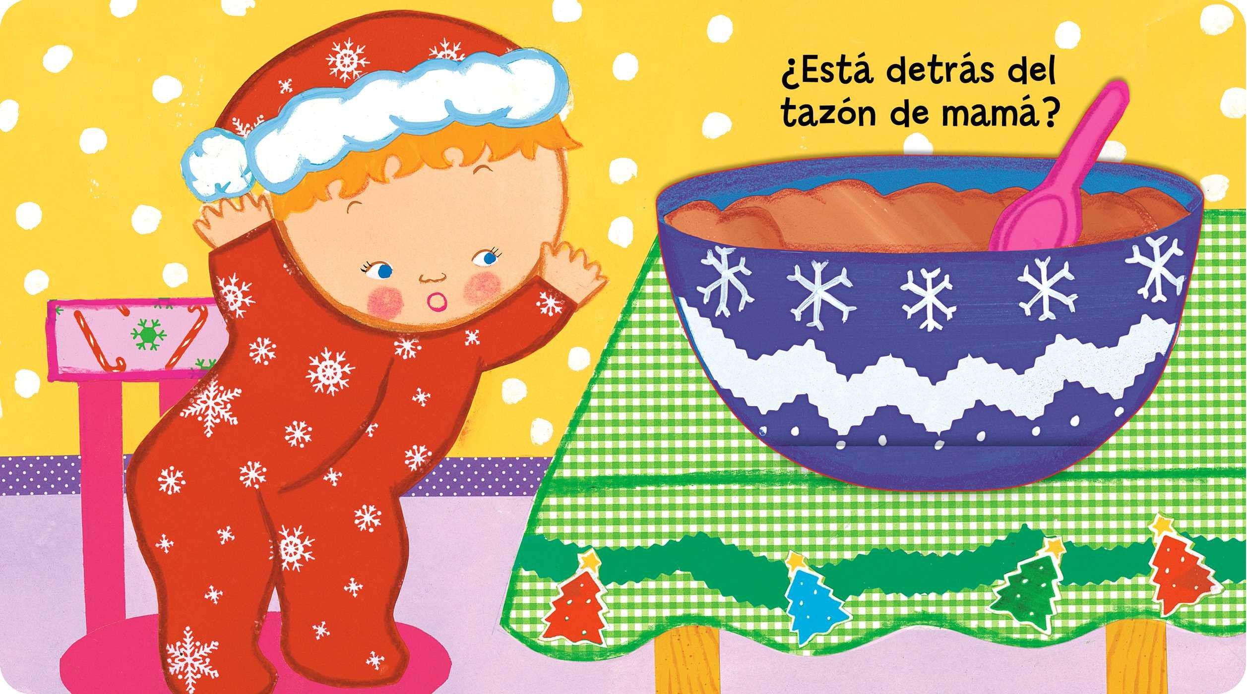 donde esta el regalito navideno de bebe where is babys christmas present 9781481444095in01 - Where Is Christmas