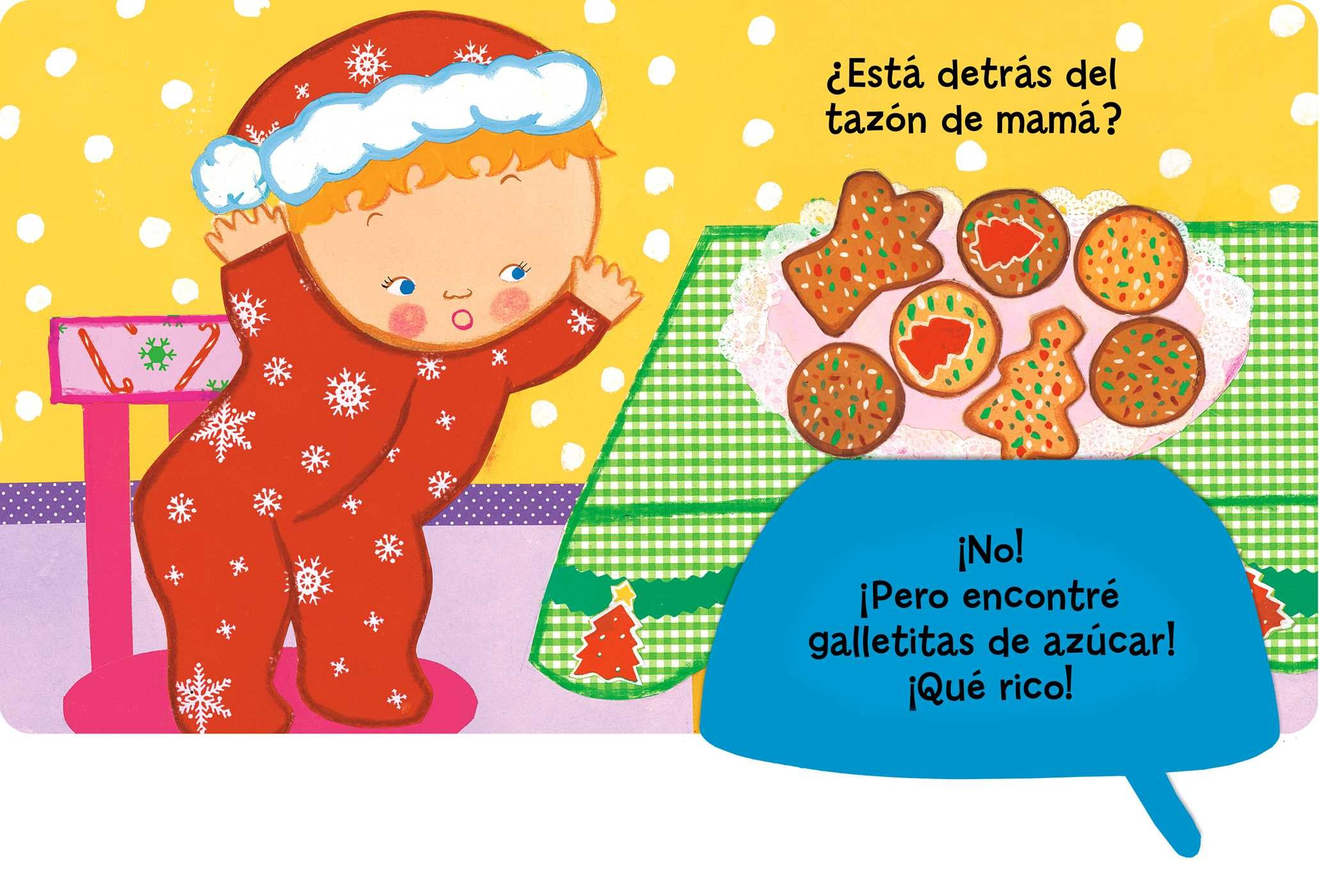 donde esta el regalito navideno de bebe where is babys christmas present 9781481444095in02 - Where Is Christmas
