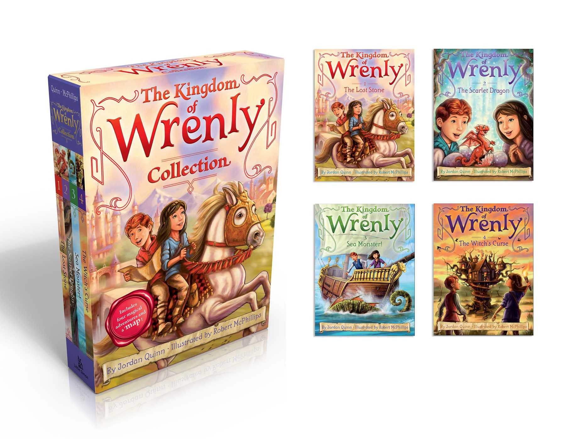 The kingdom of wrenly collection 9781481444866.in01