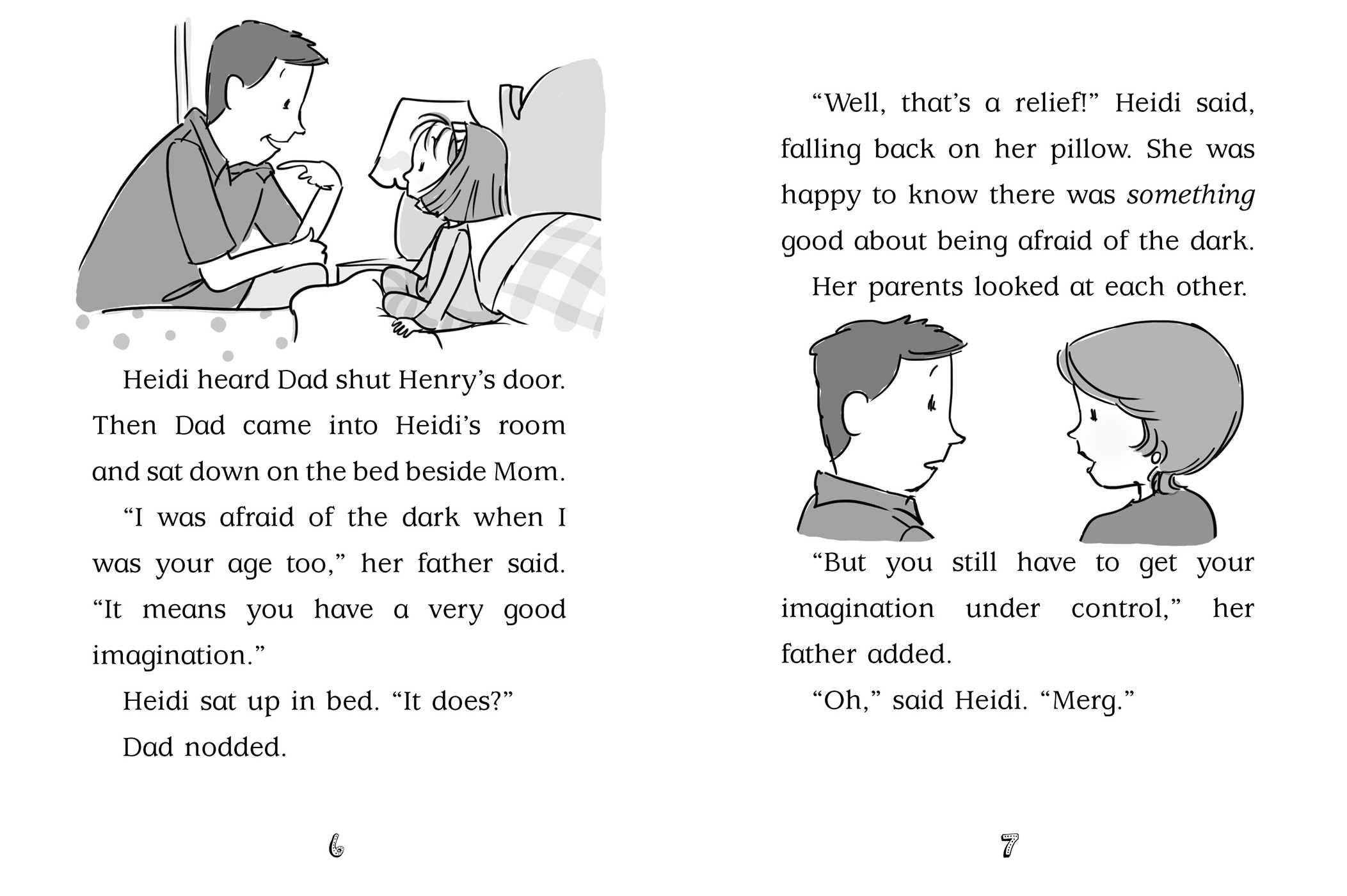 Heidi heckelbeck might be afraid of the dark 9781481446280.in01