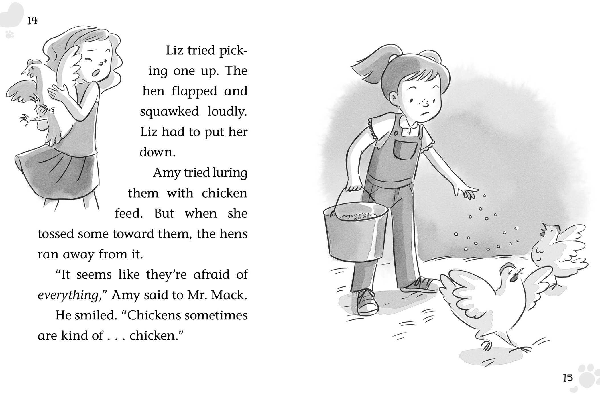 Amy is a little bit chicken 9781481451741.in05