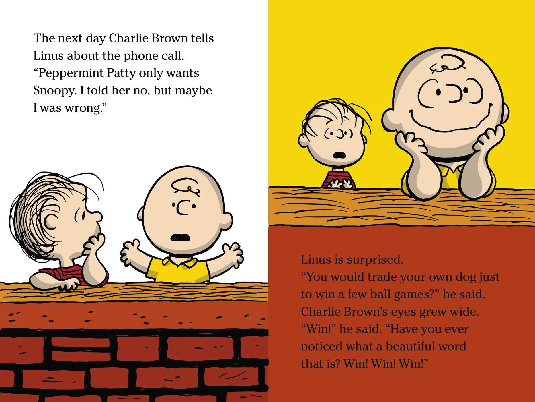 Make a trade charlie brown book by charles m schulz tina gallo make a trade charlie brown 978148145687602 voltagebd