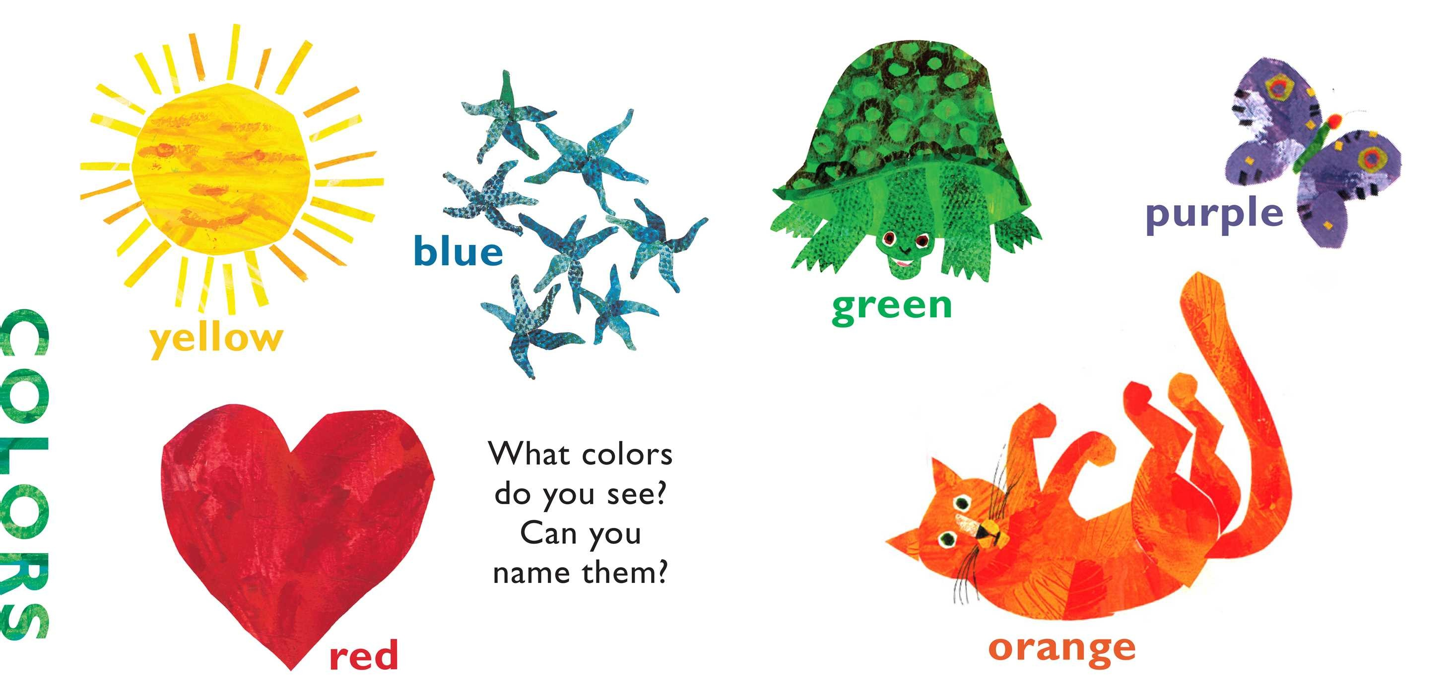 My First Busy Book | Book by Eric Carle | Official Publisher Page ...