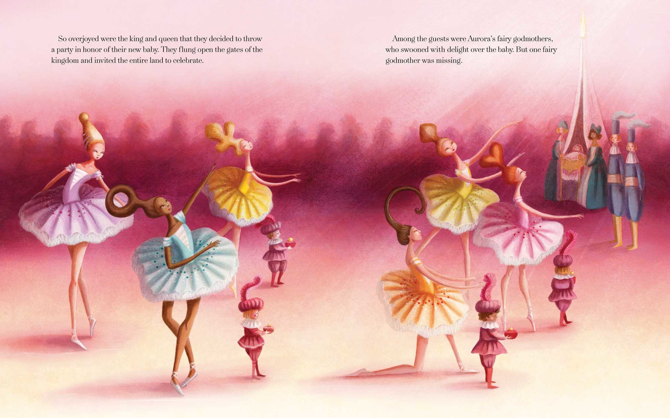 The Sleeping Beauty Book By New York City Ballet