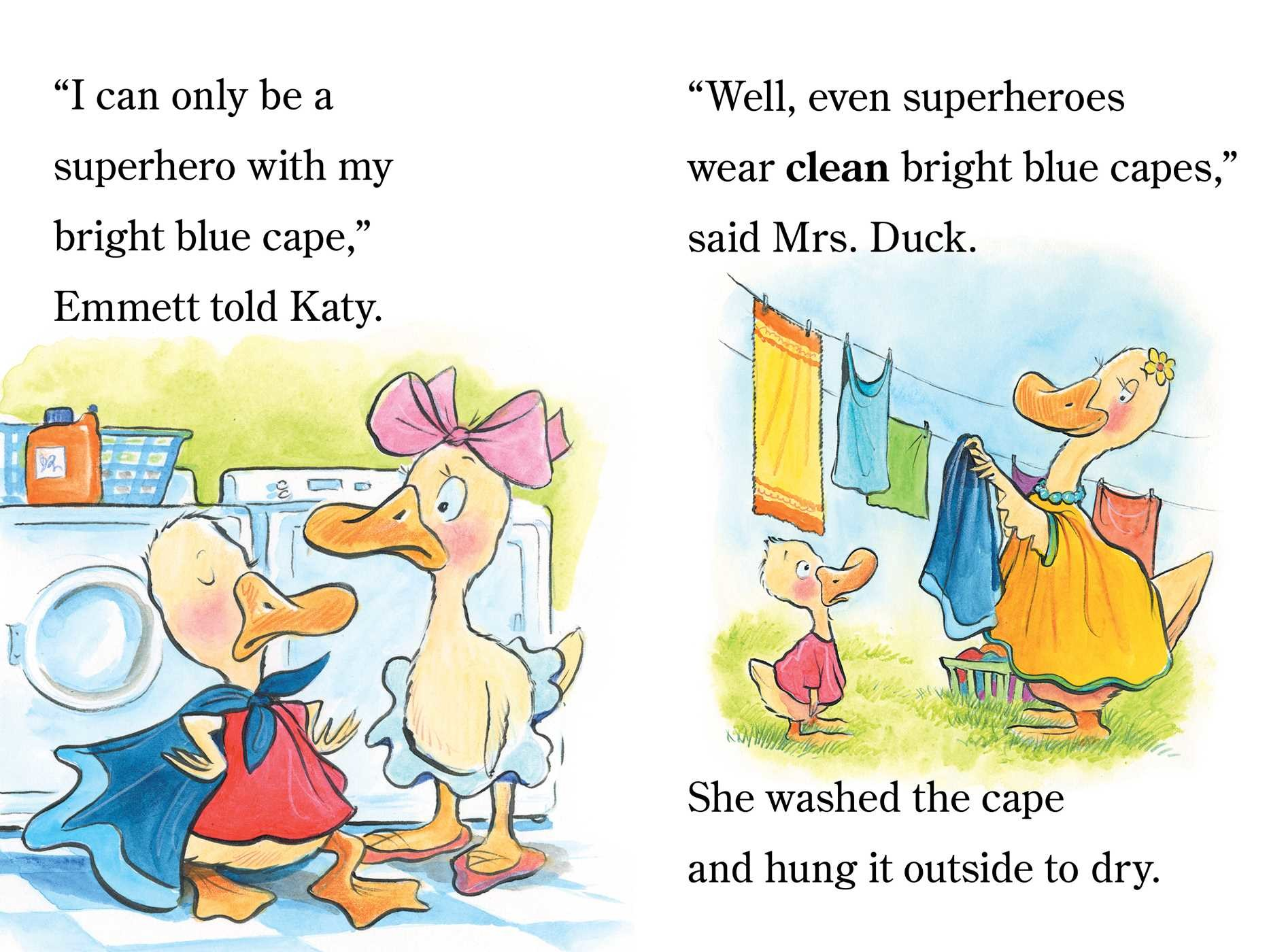 Emmett and the bright blue cape 9781481458696.in05