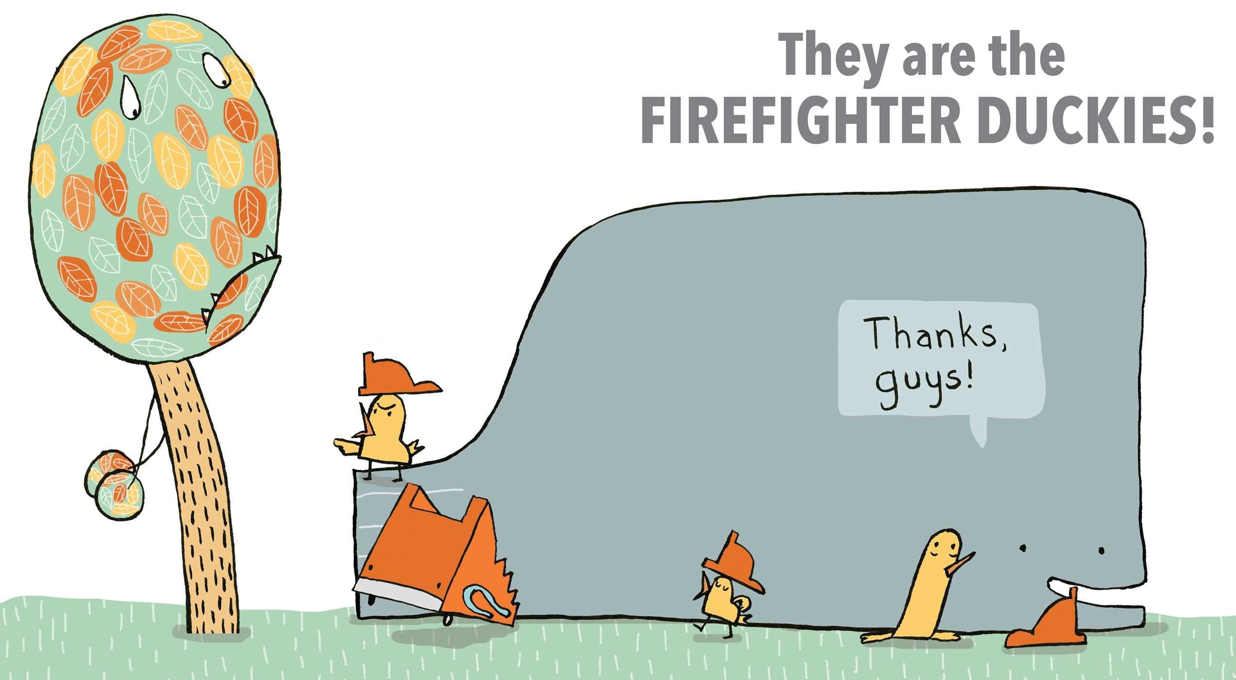 Firefighter duckies 9781481460903.in06