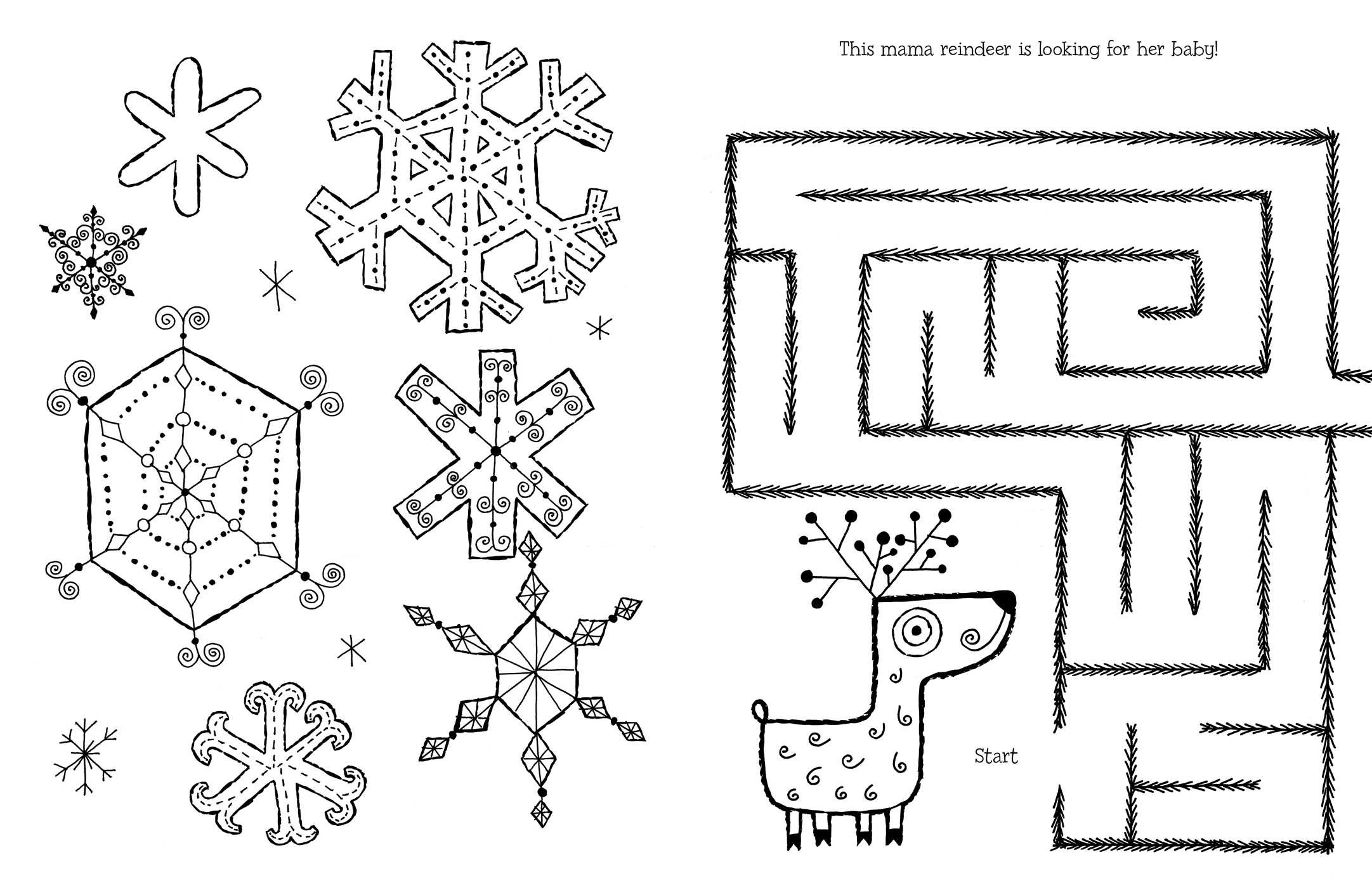 Dream doodle draw make believe magic 9781481462914.in04