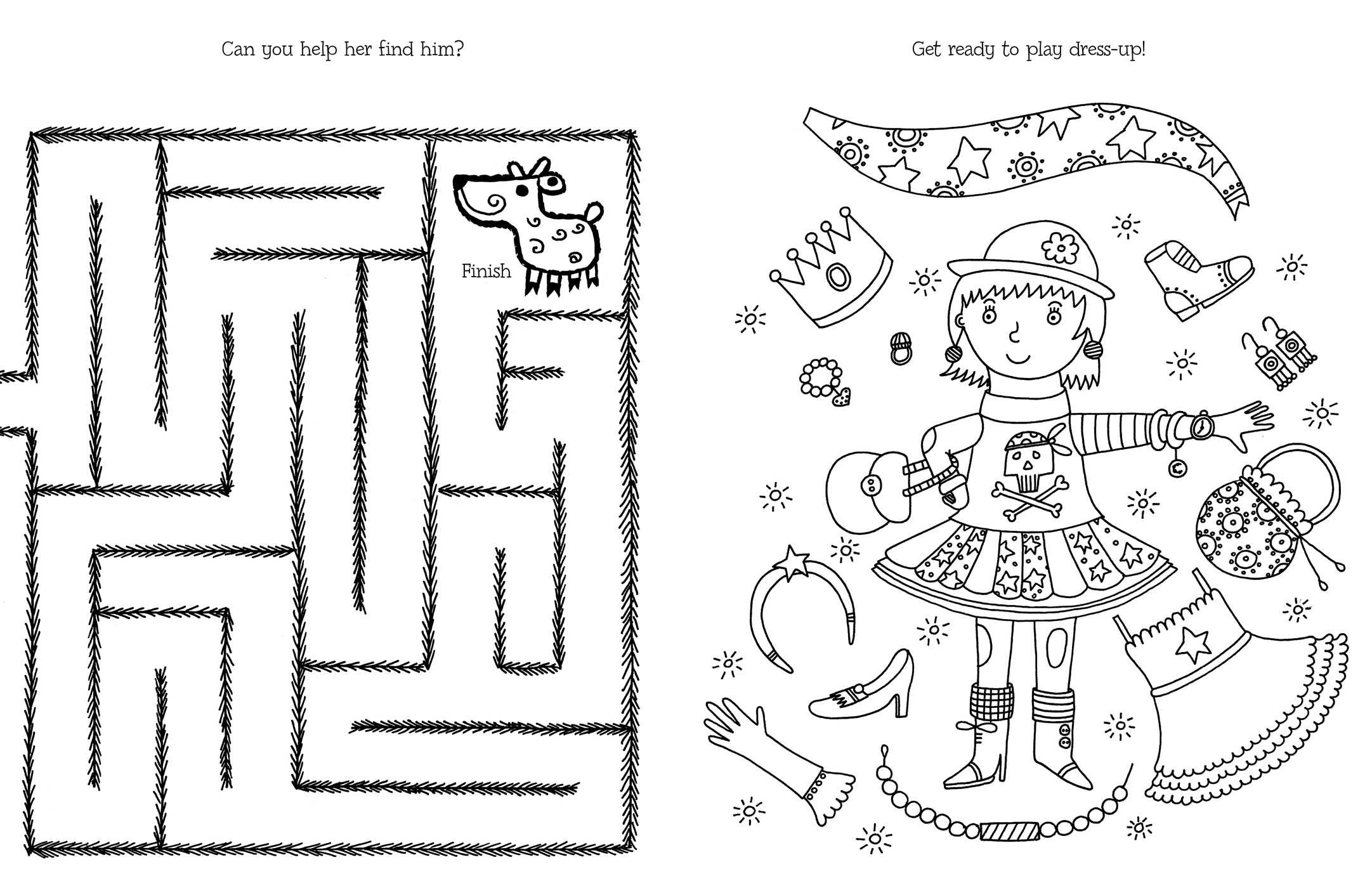 Dream doodle draw make believe magic 9781481462914.in05