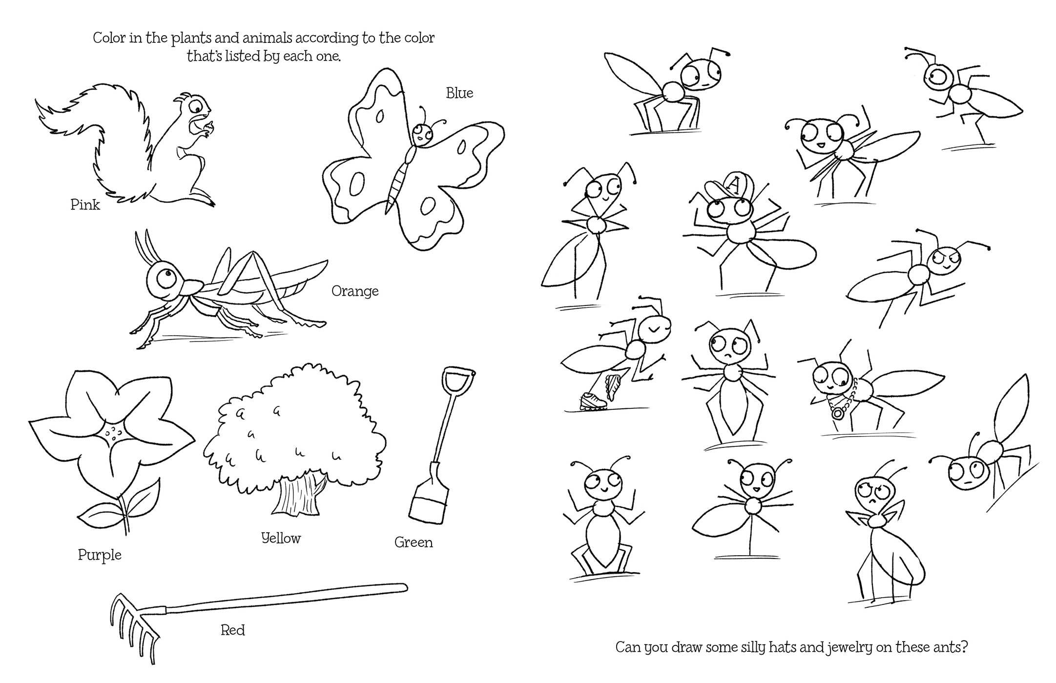 Dream doodle draw make believe magic 9781481462914.in08