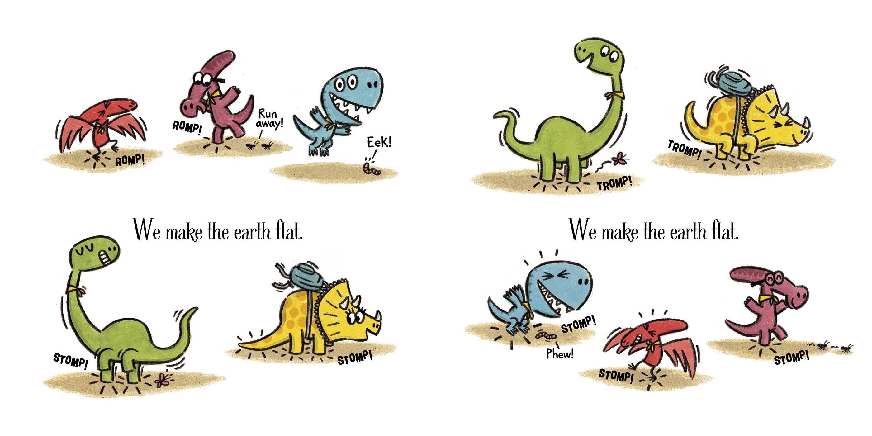 We are the dinosaurs 9781481464635.in04