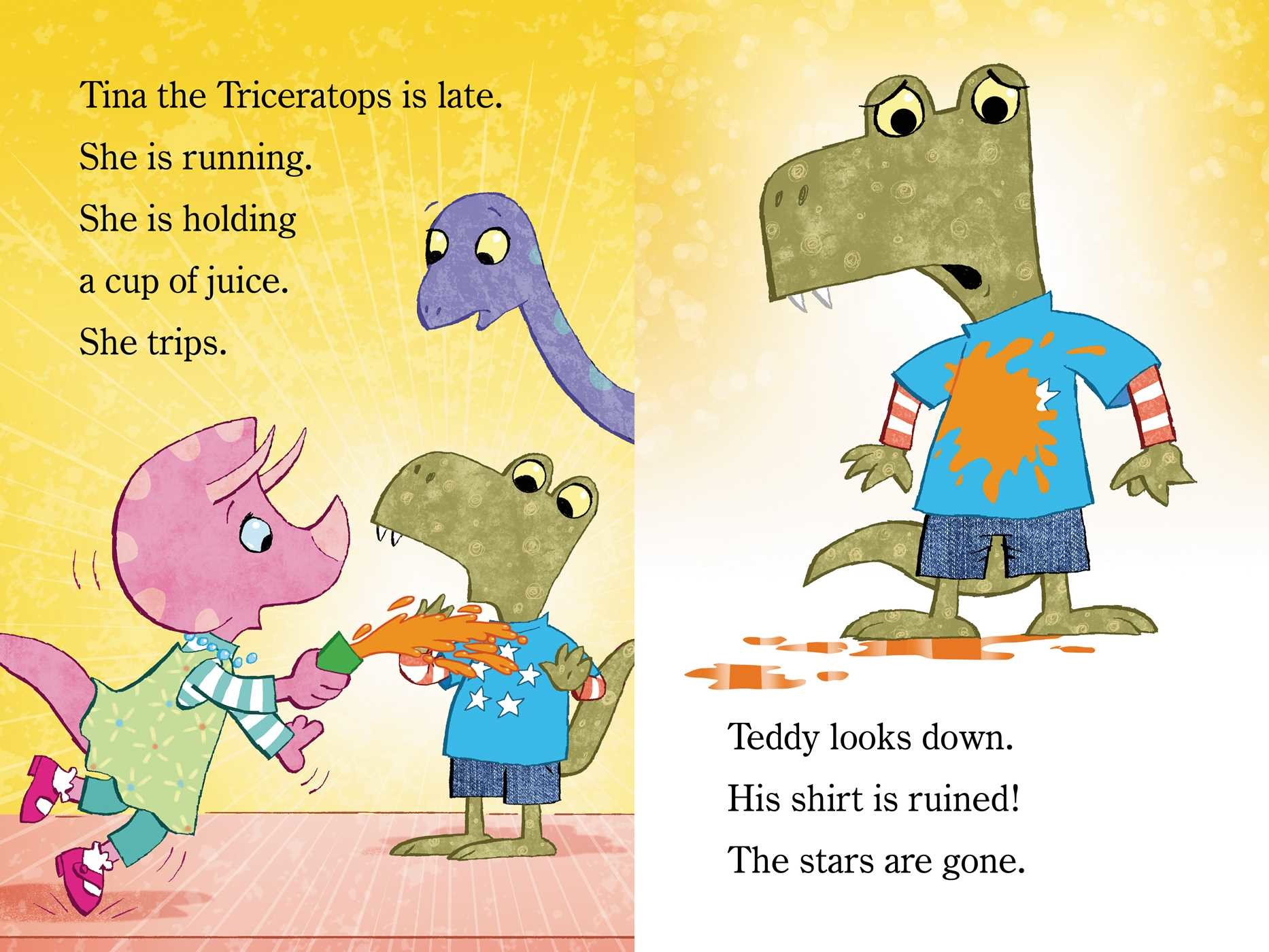 Say cheese teddy rex 9781481466097.in04