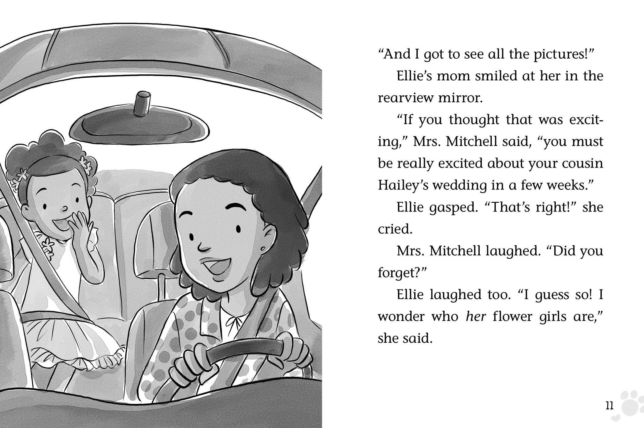 Ellie the flower girl 9781481467186.in03