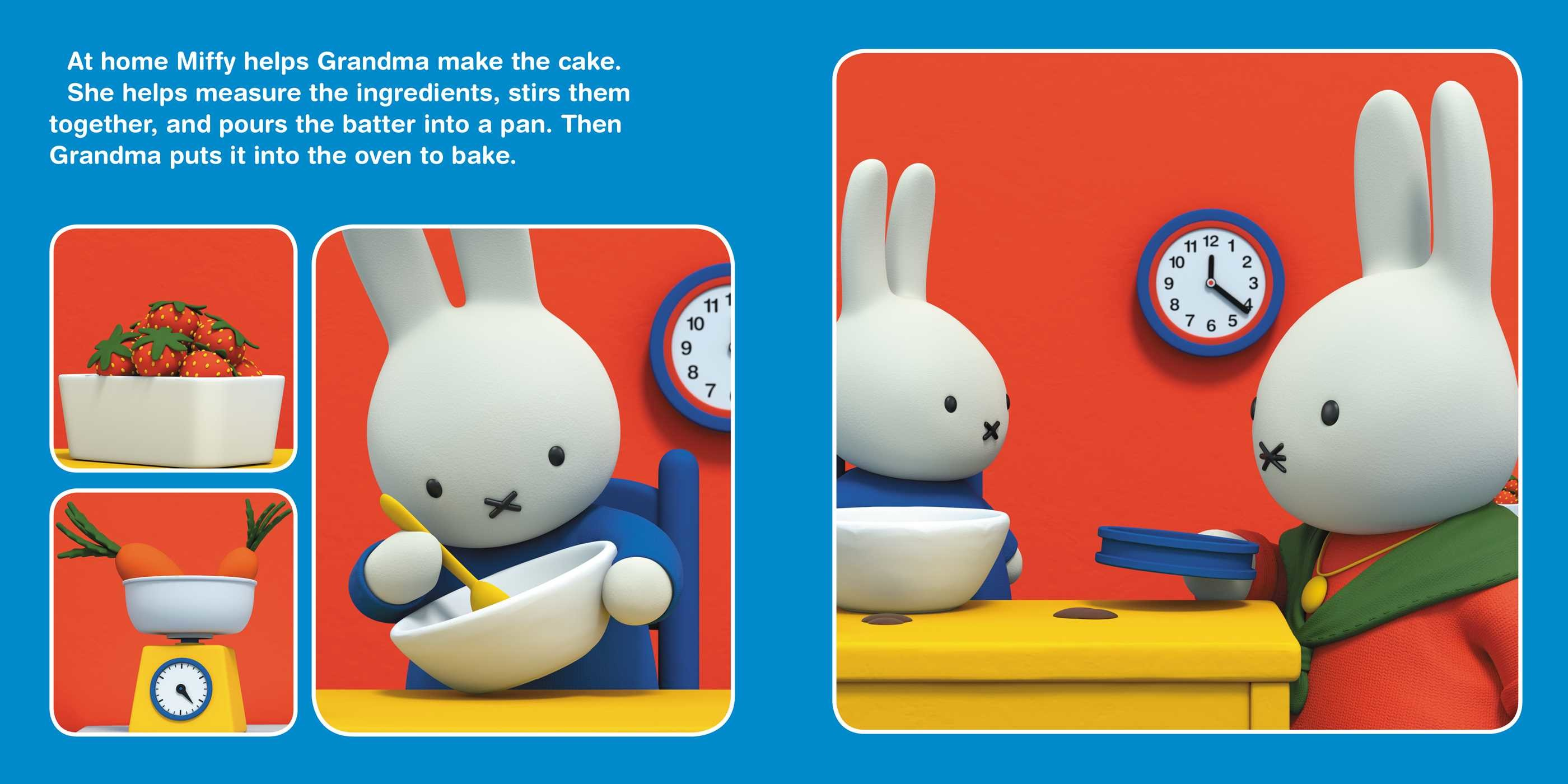 Miffy's Yummy Cake | Book by Cala Spinner | Official Publisher Page