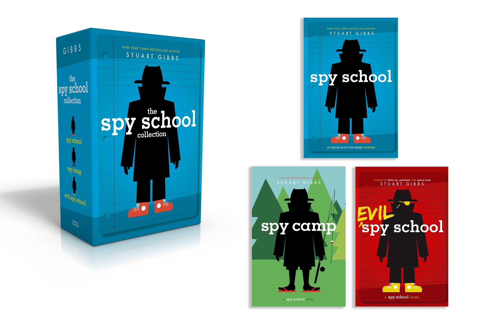 The spy school collection 9781481471527.in01