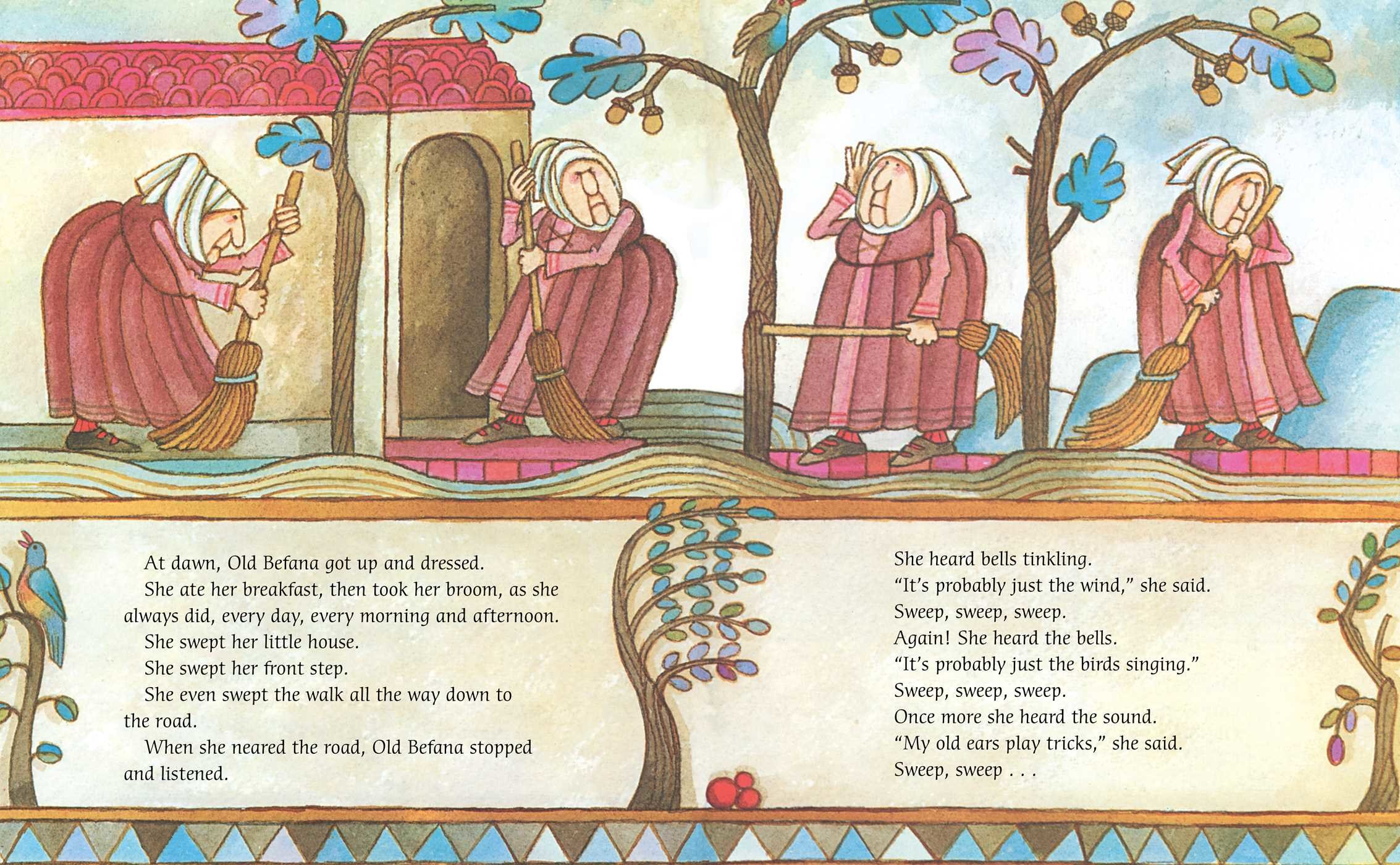The legend of old befana 9781481477635.in05