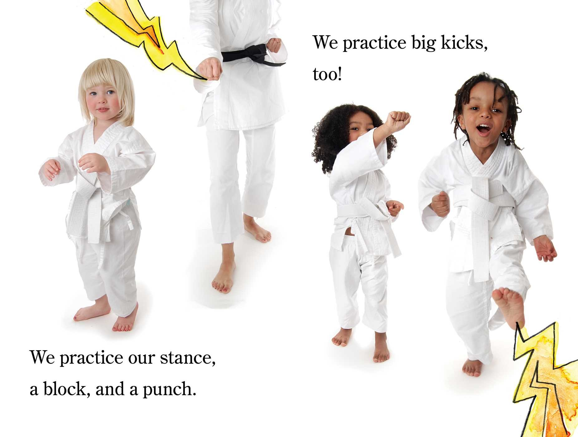 My first karate class 9781481479318.in03