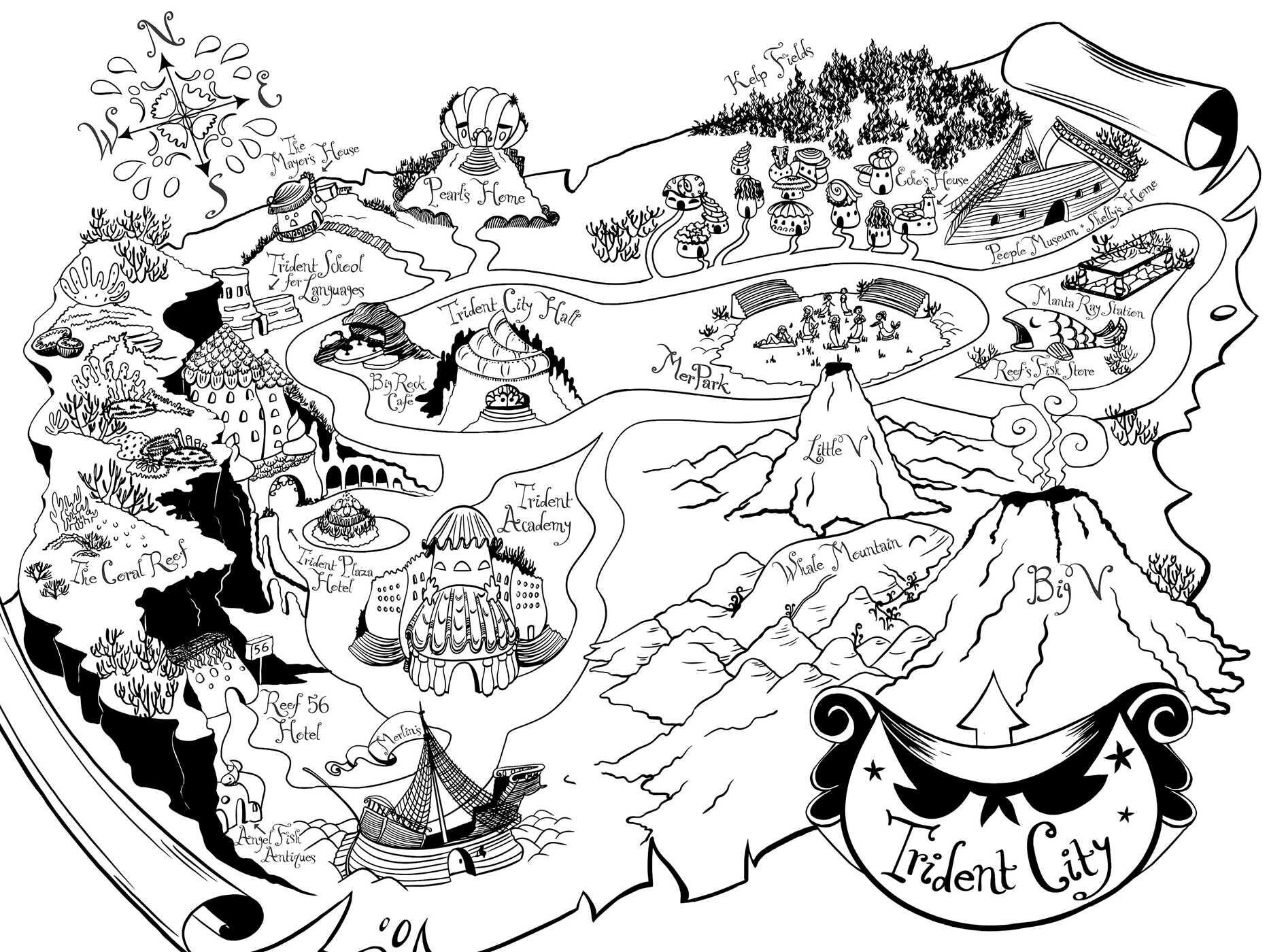 Mermaid tales 3 books in 1 9781481485555.in01