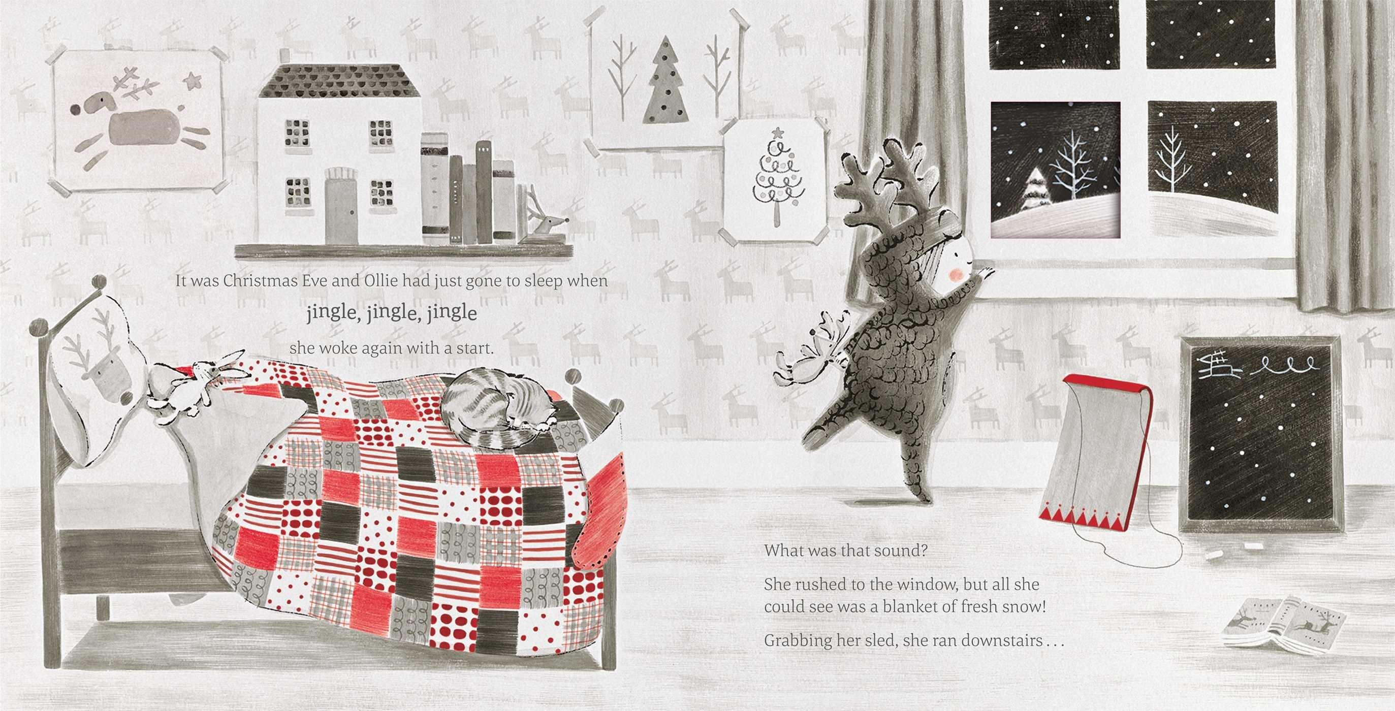 The little reindeer 9781481486866.in01