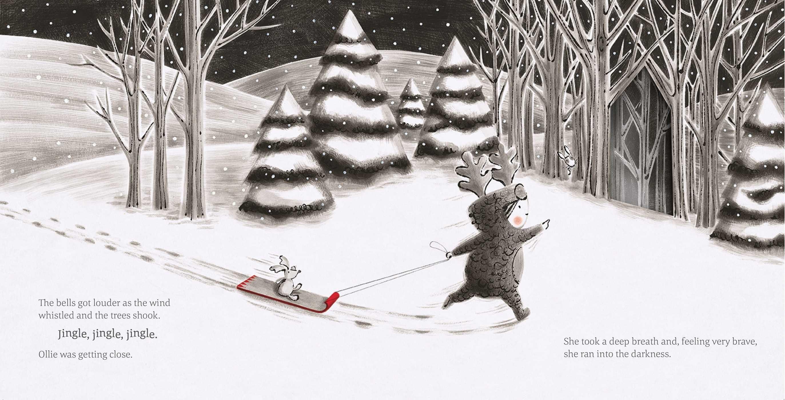 The little reindeer 9781481486866.in03
