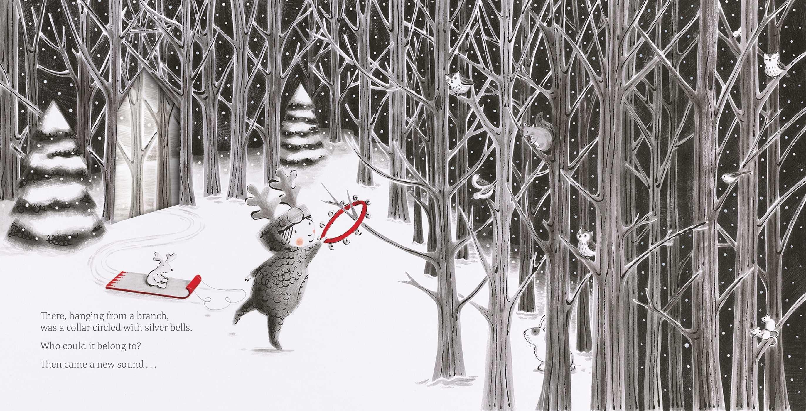The little reindeer 9781481486866.in04