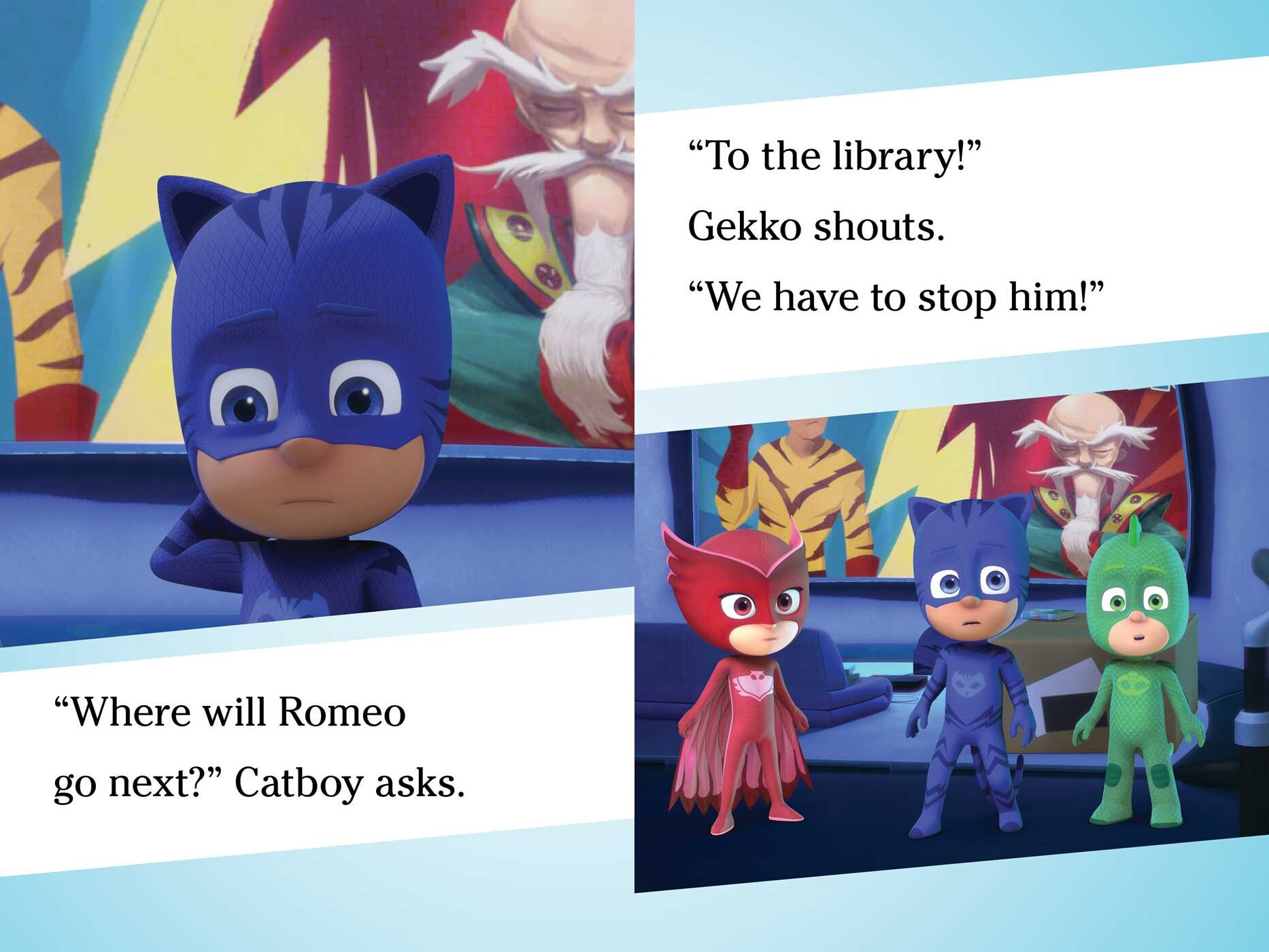 Pj masks save the library 9781481488921.in06