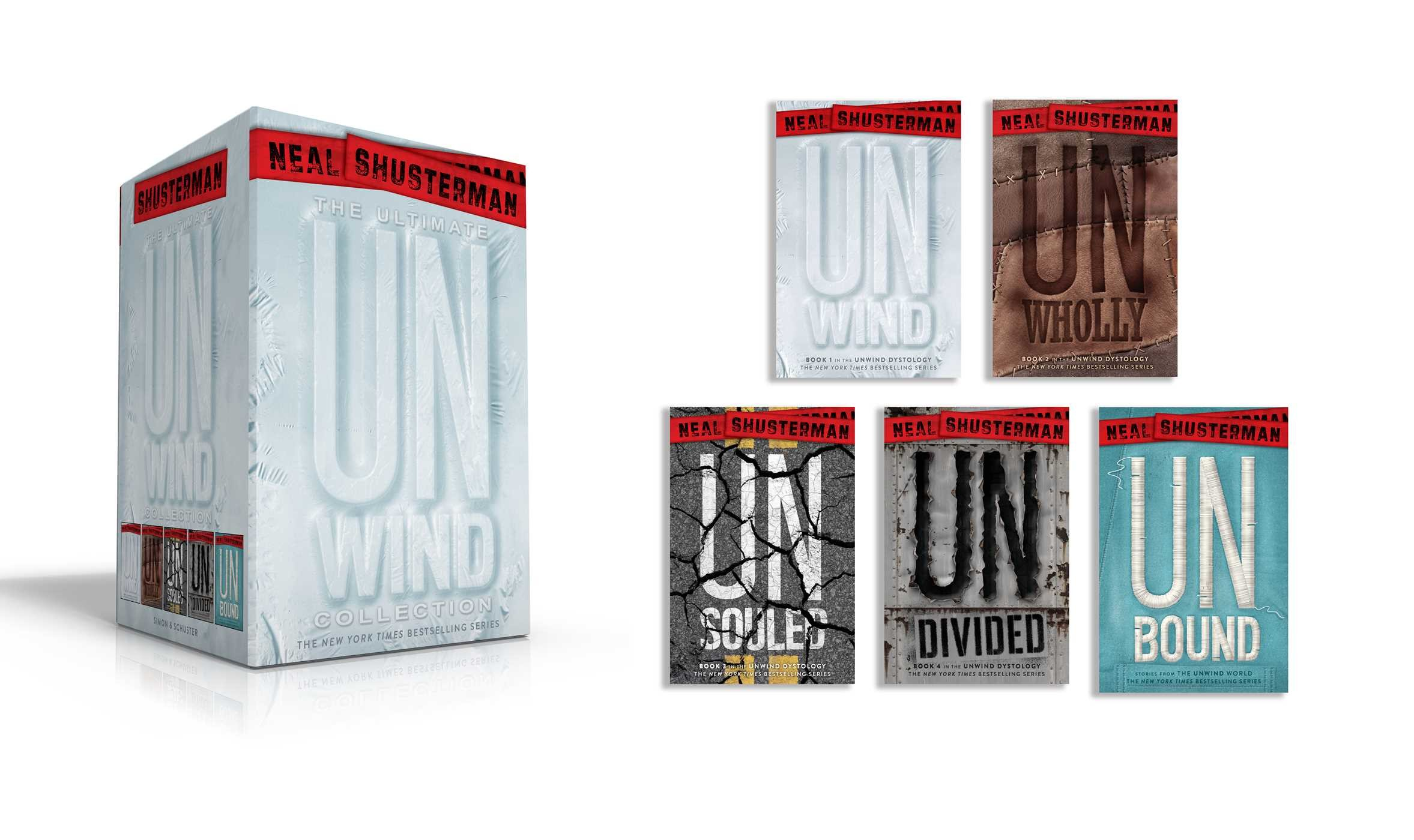 The ultimate unwind collection 9781481491815.in01