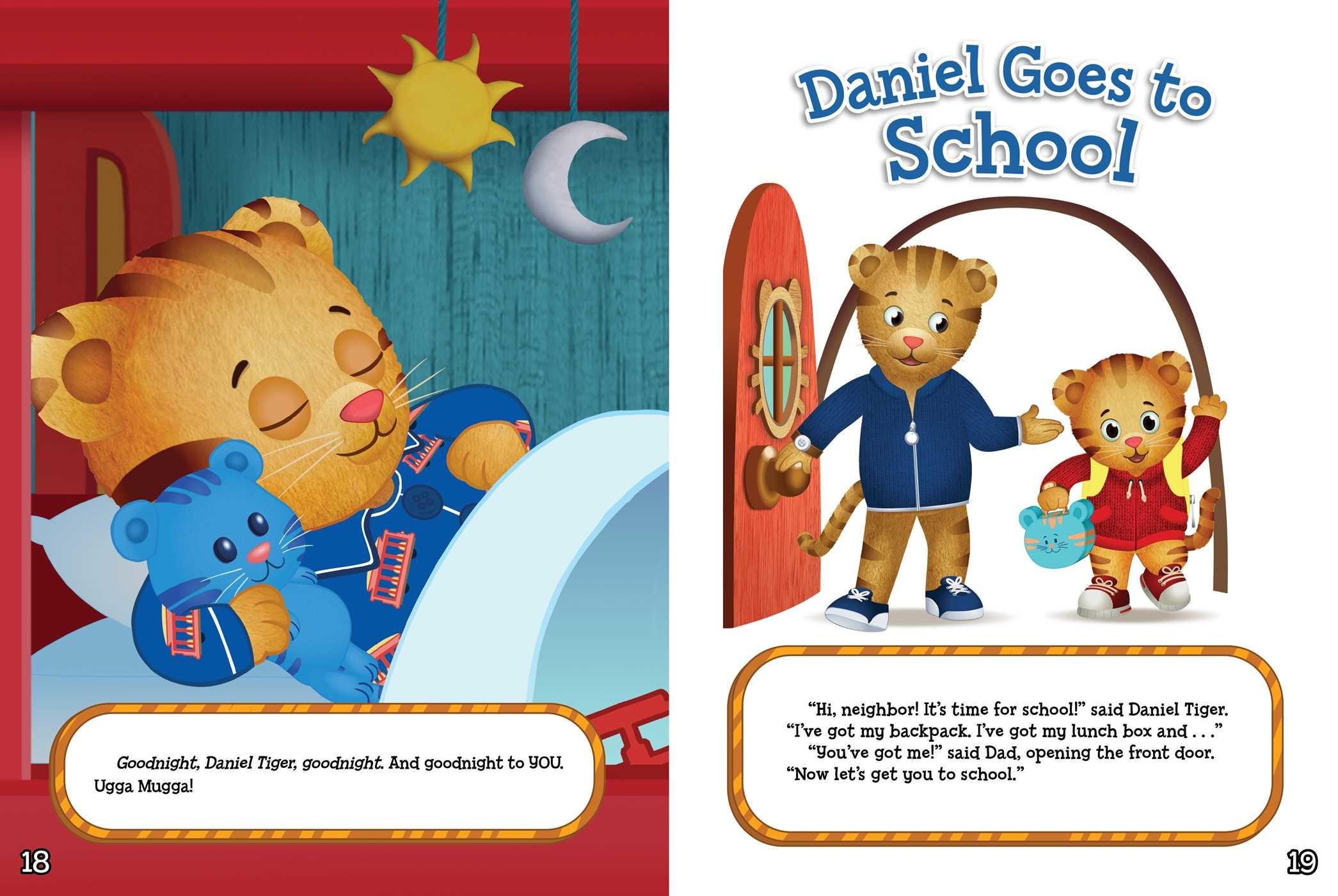 Daniel tigers 5 minute stories 9781481492201.in03