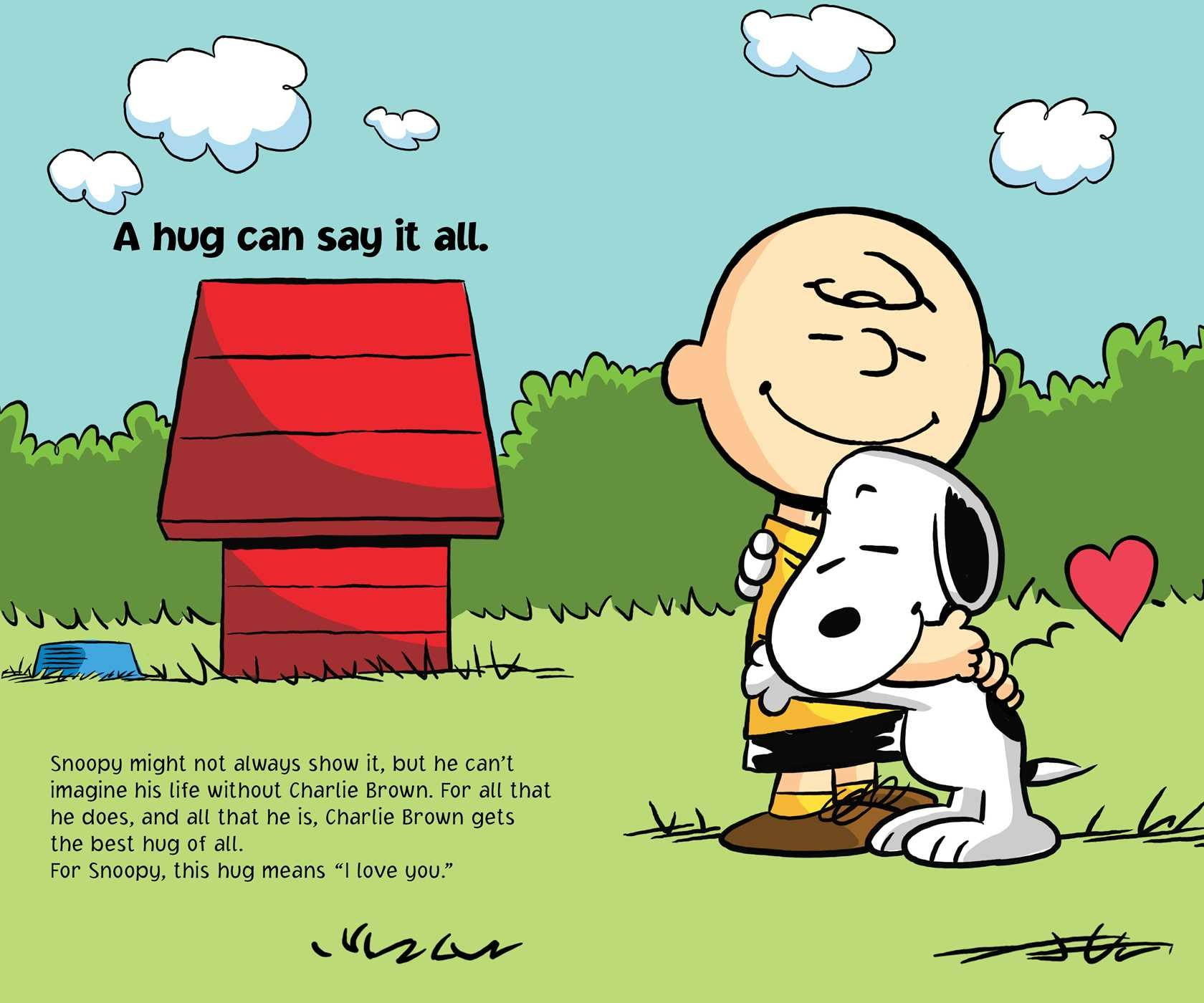 hugs for snoopy book by charles m schulz r j cregg scott