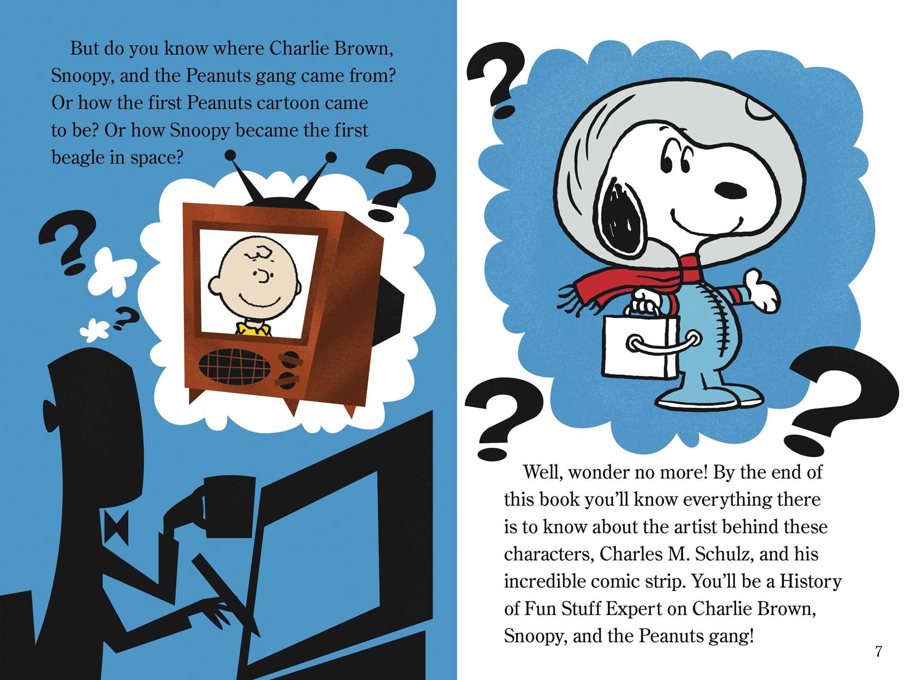 The great american story of charlie brown snoopy and the peanuts gang 9781481495530.in01