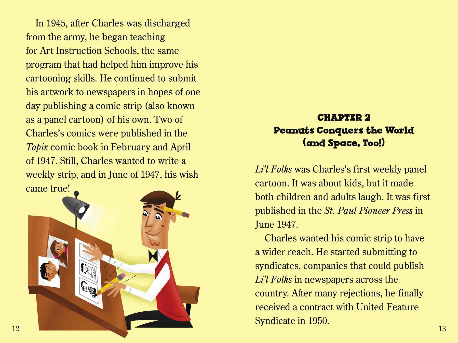 The great american story of charlie brown snoopy and the peanuts gang 9781481495530.in04