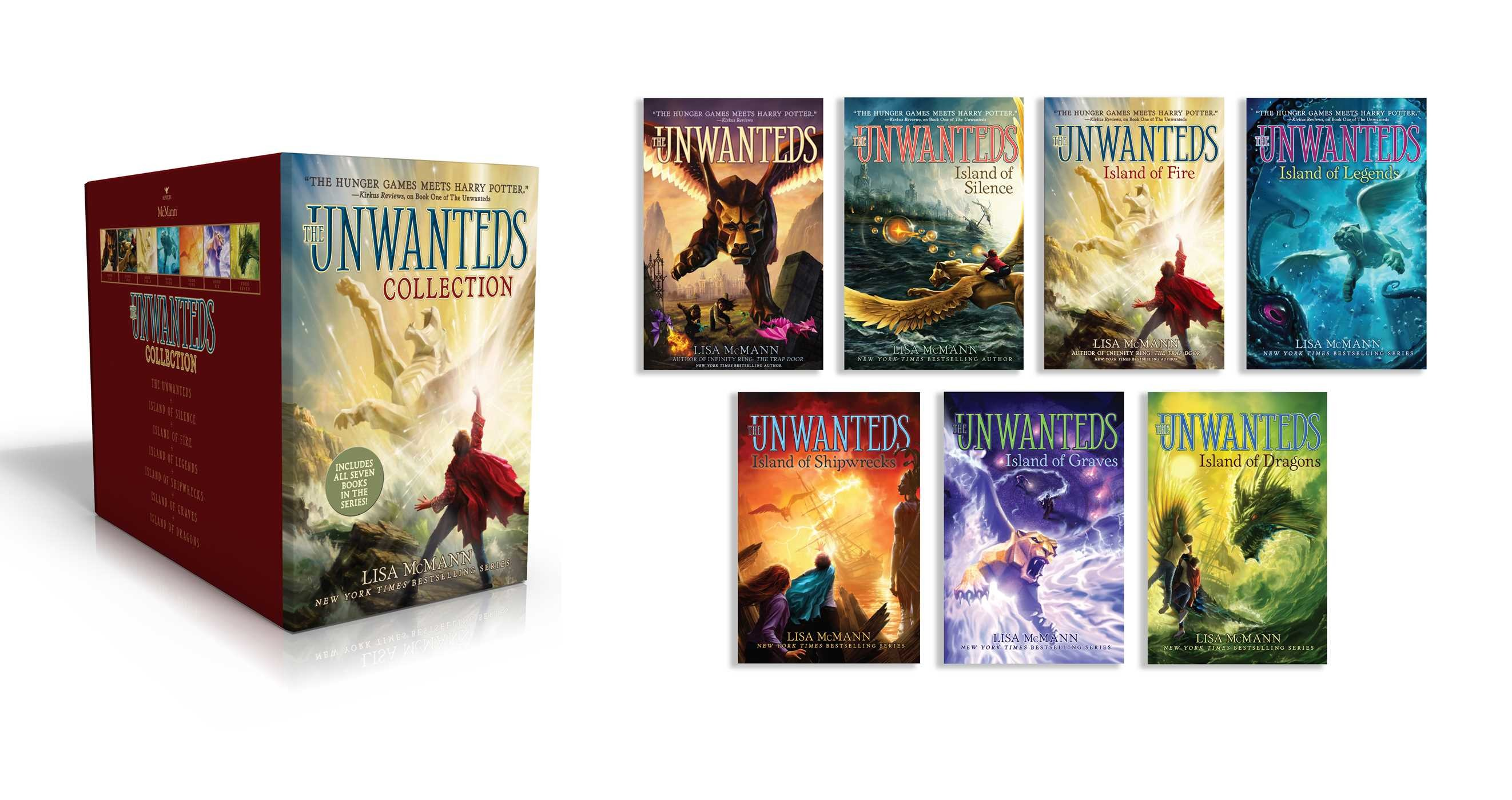The unwanteds collection 9781481496636.in01