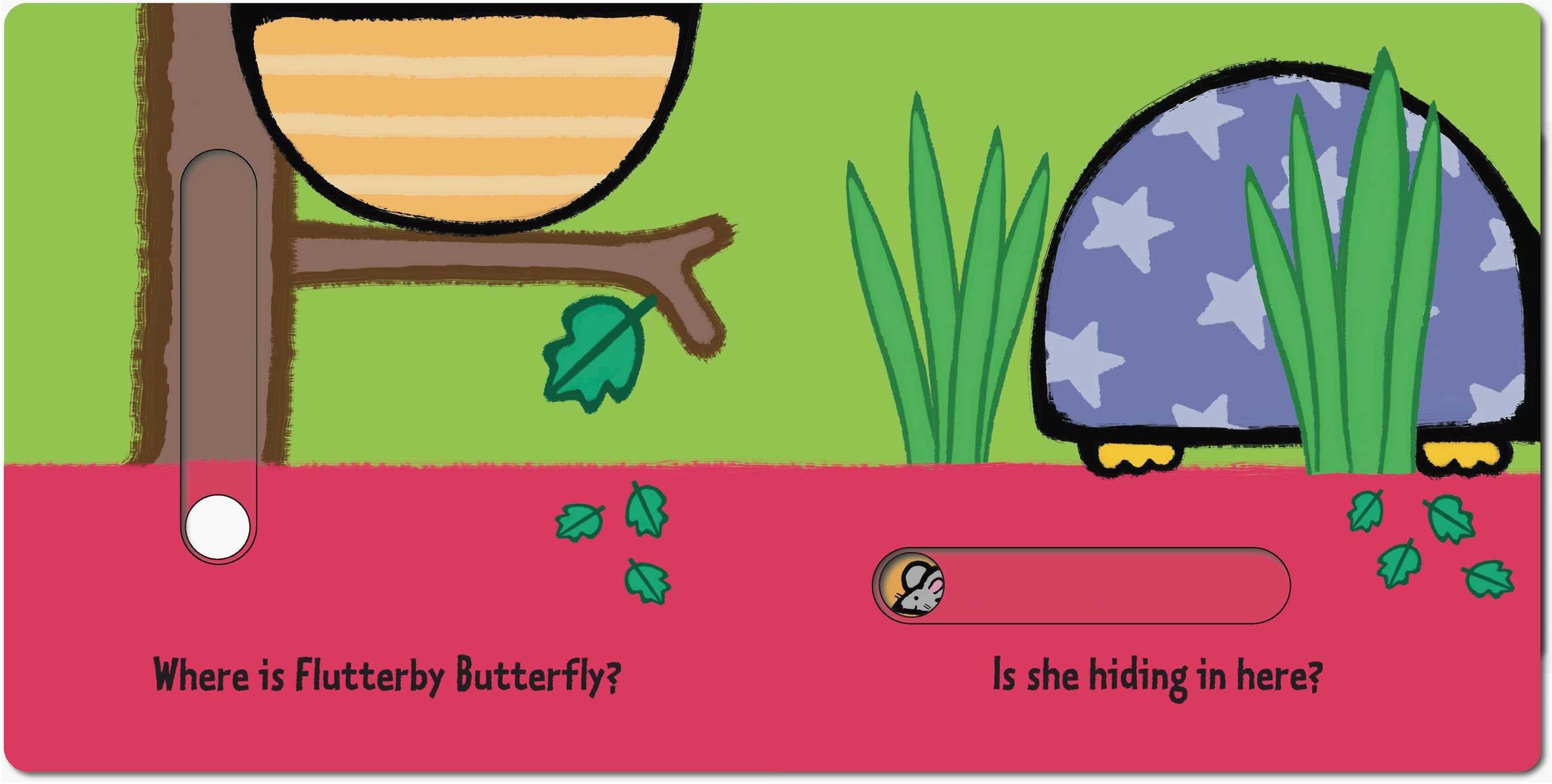 Flutterby butterfly 9781499800296.in01