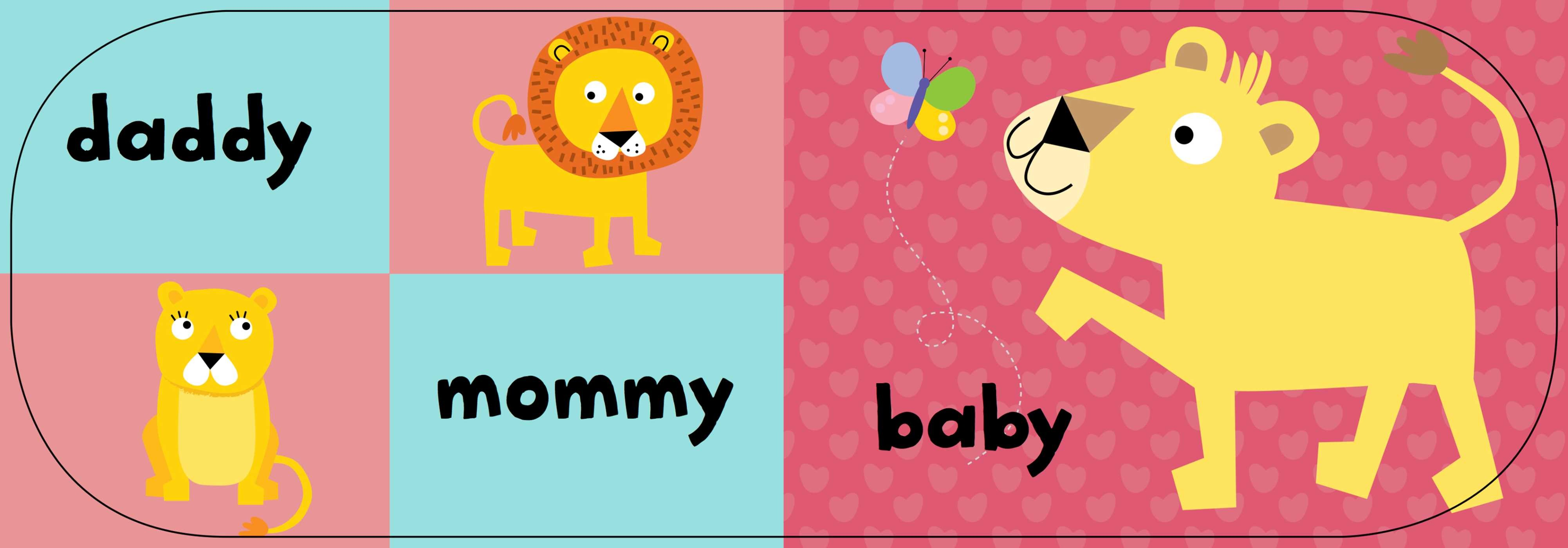Baby's First Words | Book by Little Bee Books, Max and Sid ...