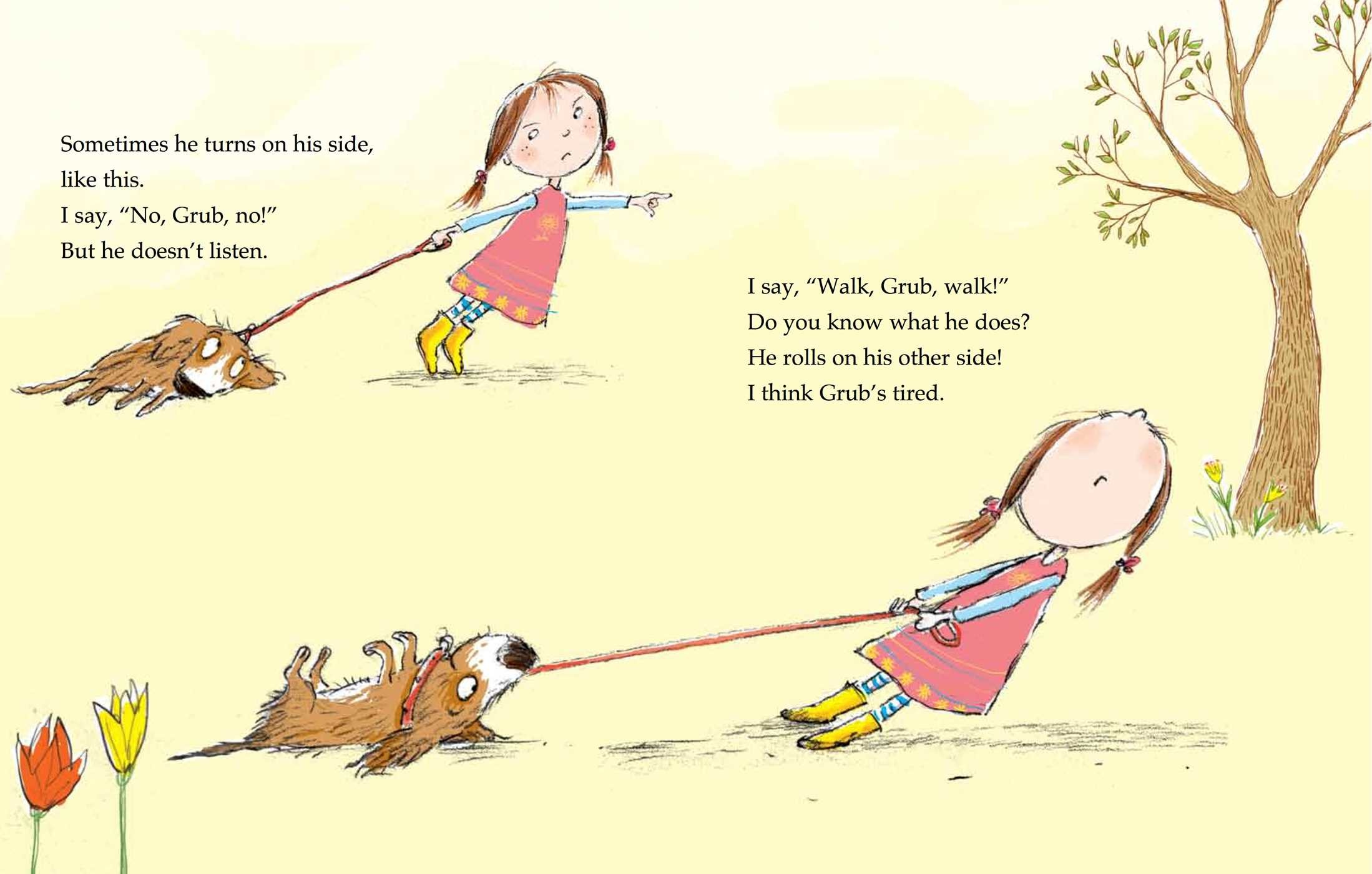 Ruby and Grub | Book by Abi Burlingham, Sarah Warburton | Official