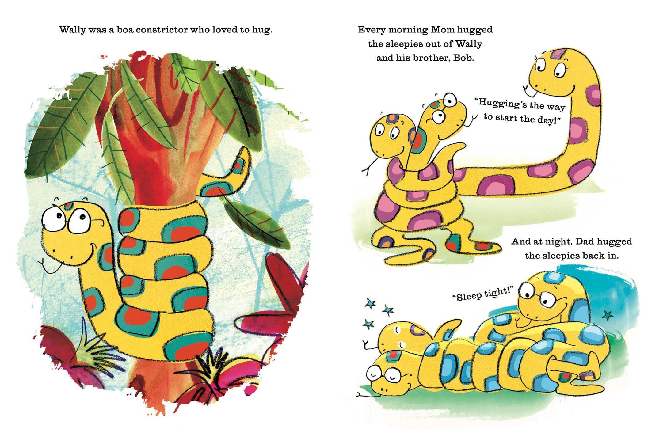 Wally wants to hug 9781499804041.in01