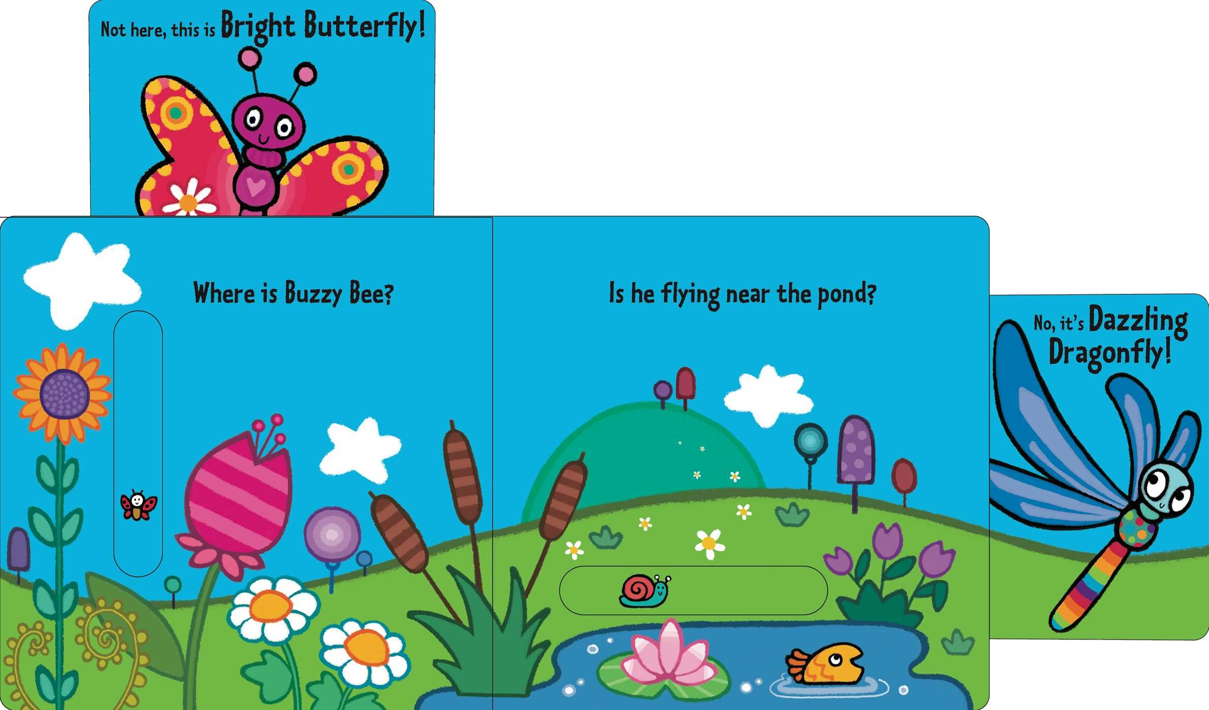 Buzzy bee 9781499804690.in02