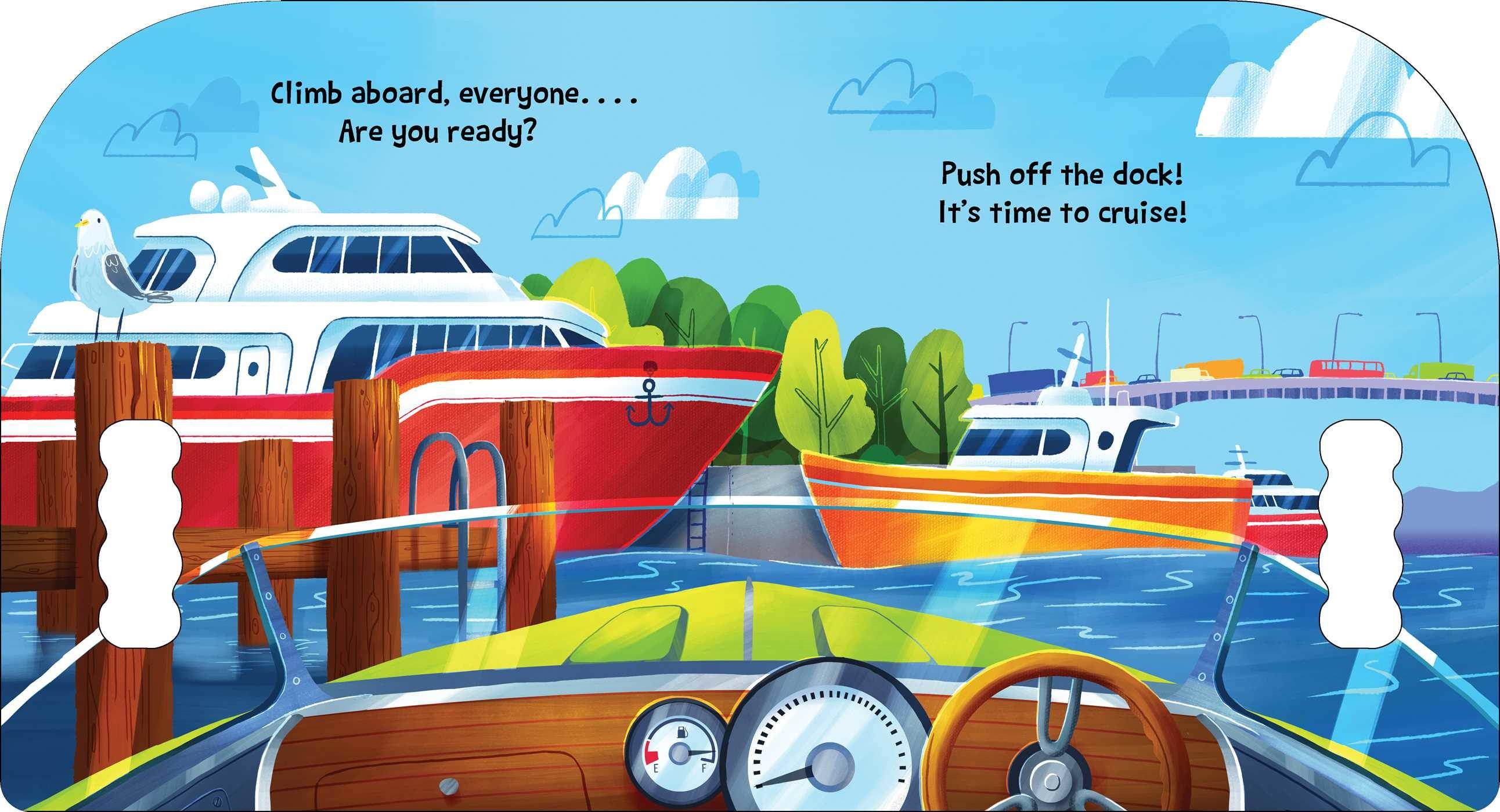Speedboat splash 9781499806274.in01