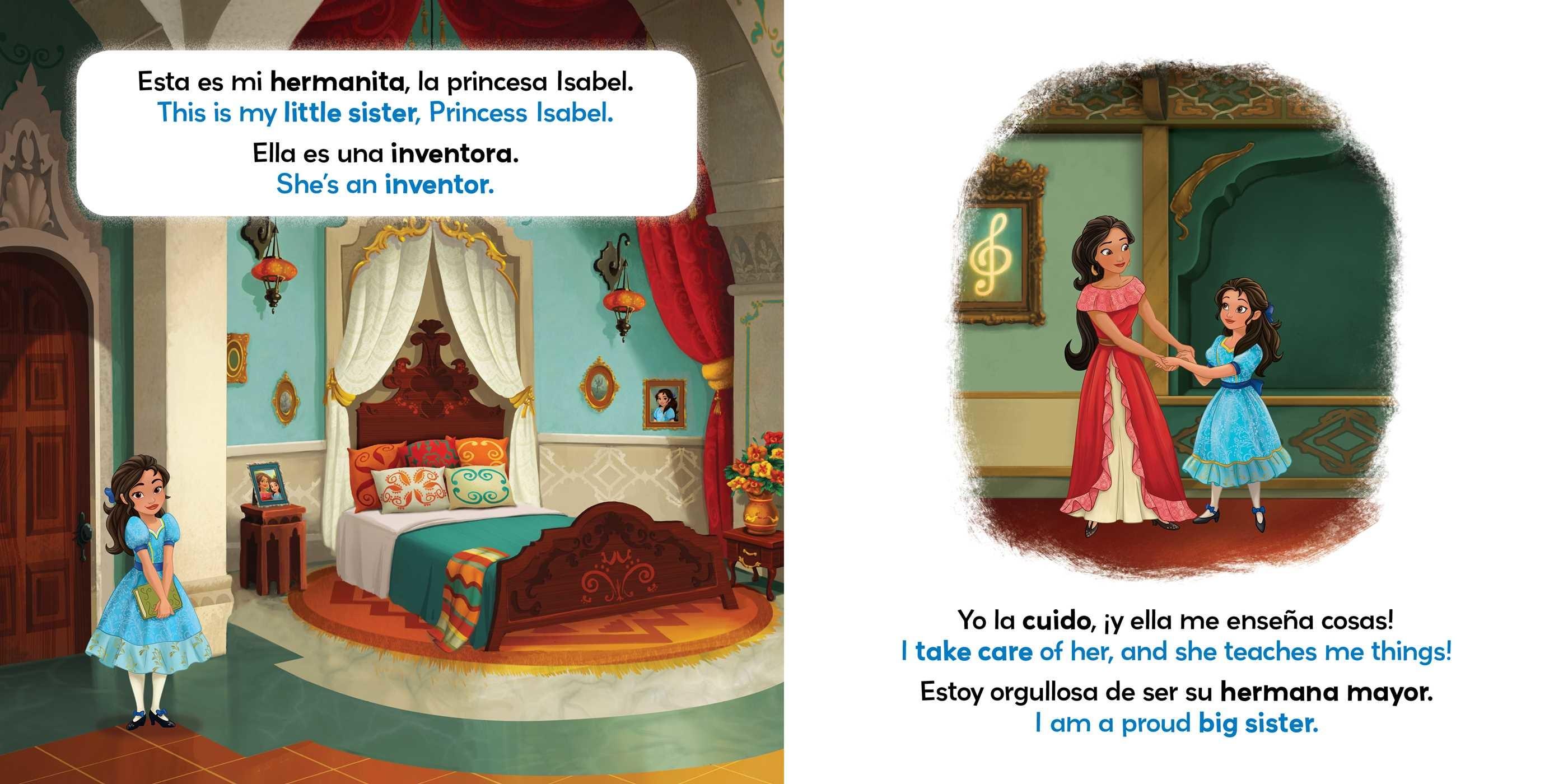 I Love My Family / Amo a mi familia (English-Spanish