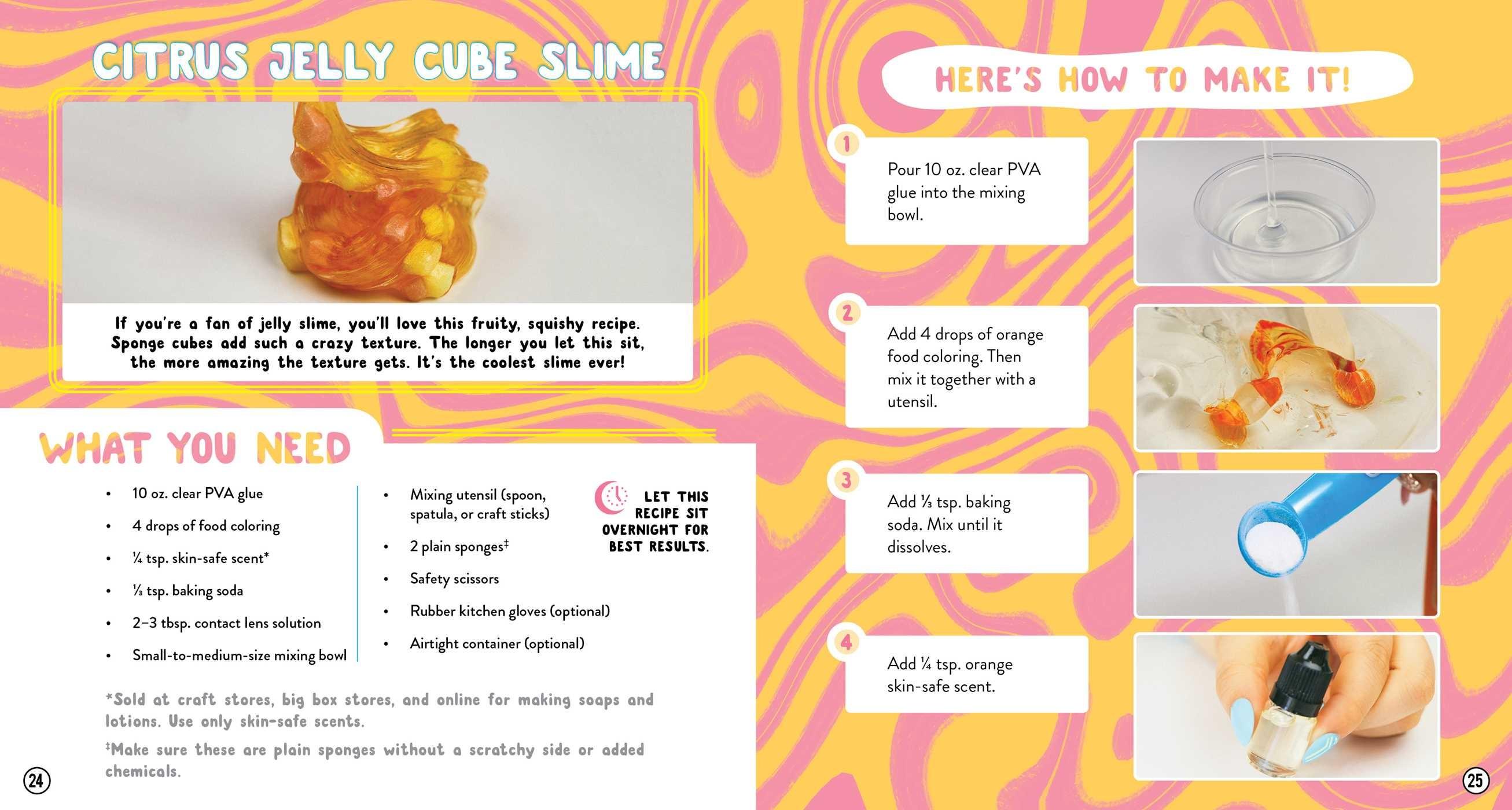 how to make clear slime karina garcia