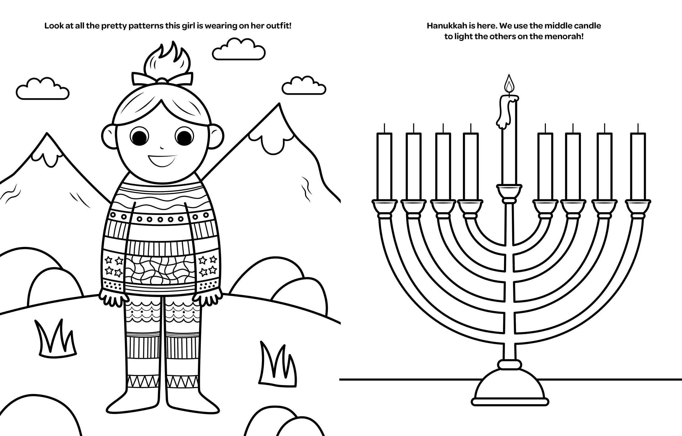 Crayola My Big Christmas Coloring Book | Book by BuzzPop ...