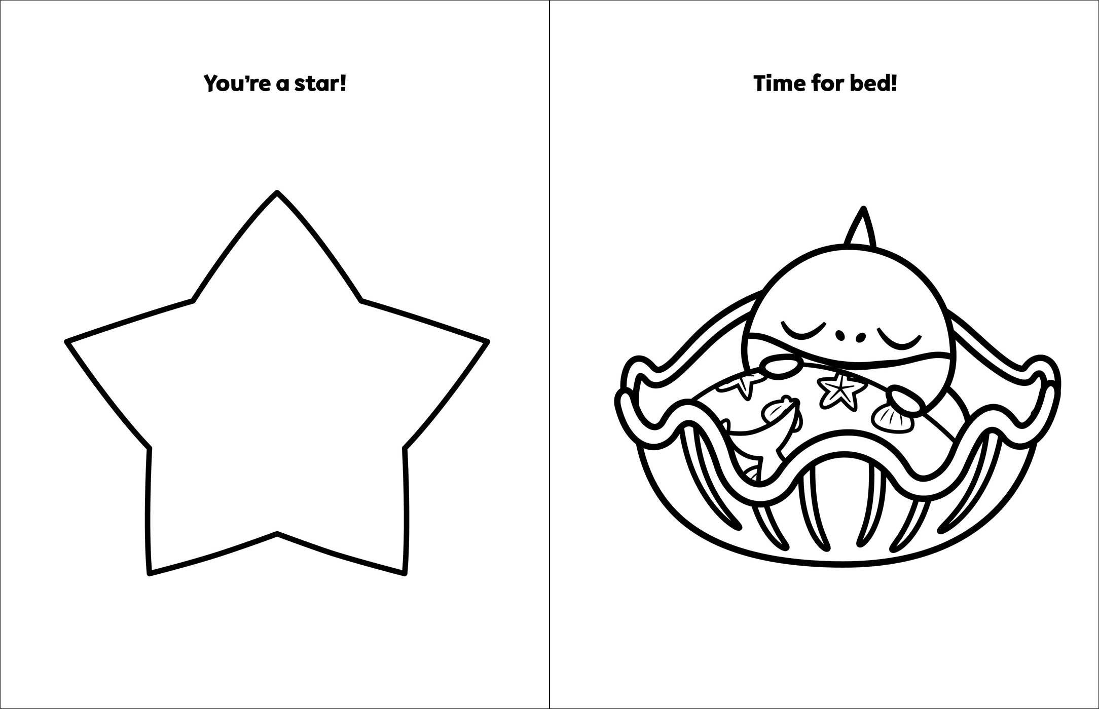 Pinkfong Baby Shark Coloring Pages Printable - Free Photos