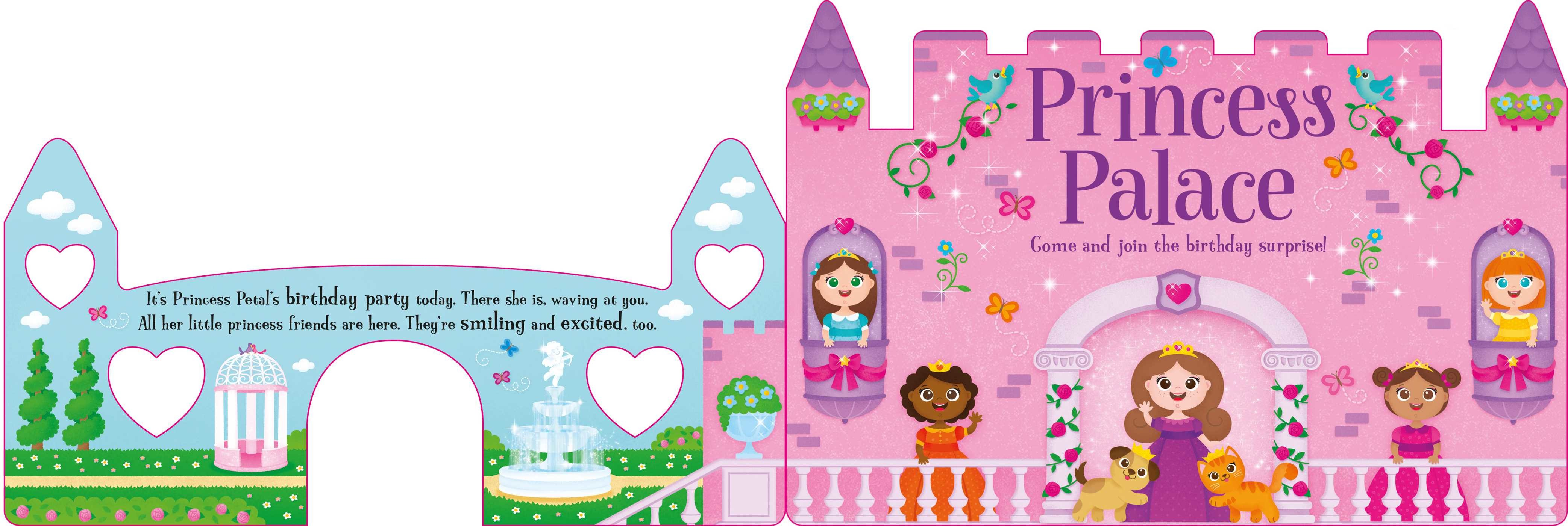 Princess palace 9781499880663.in01