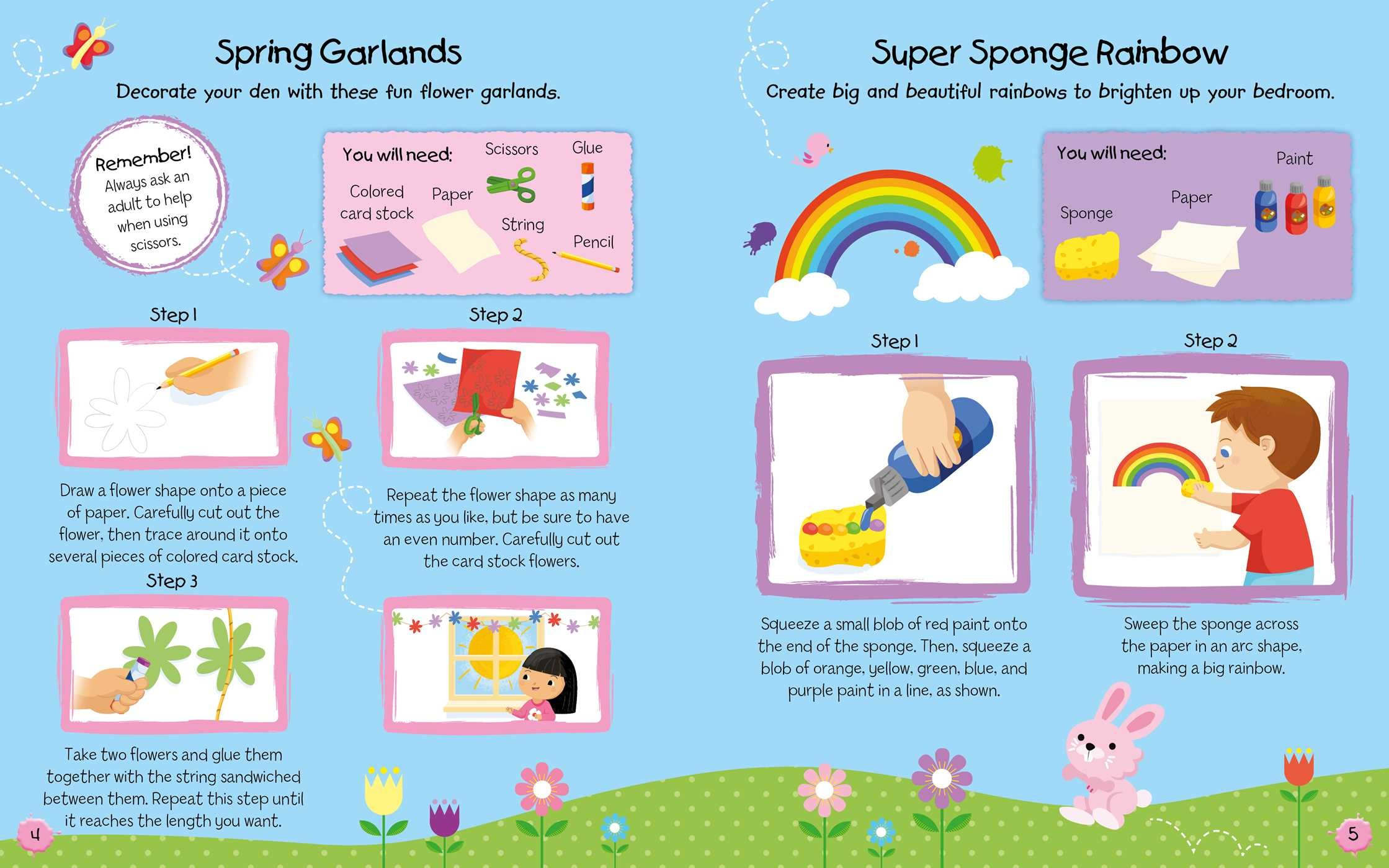 Spring make and do activity book 9781499880830.in01