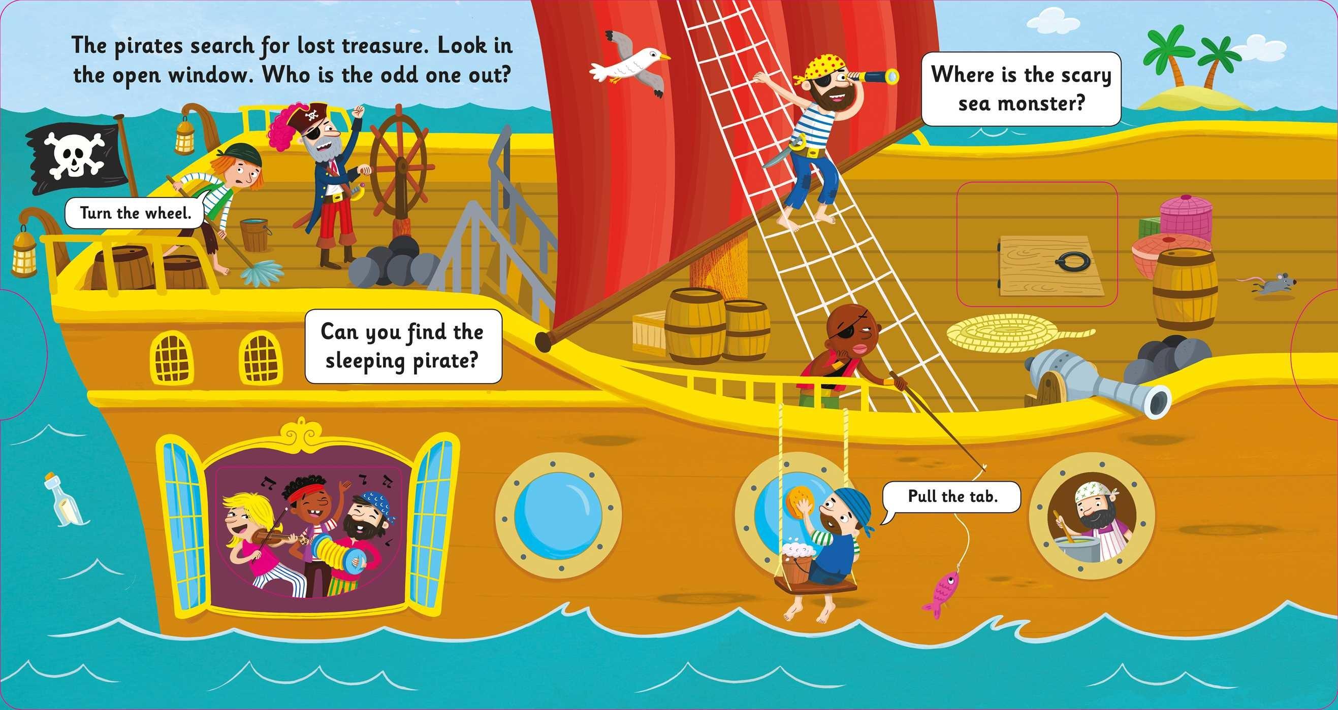 Pirate ship 9781499882186.in01
