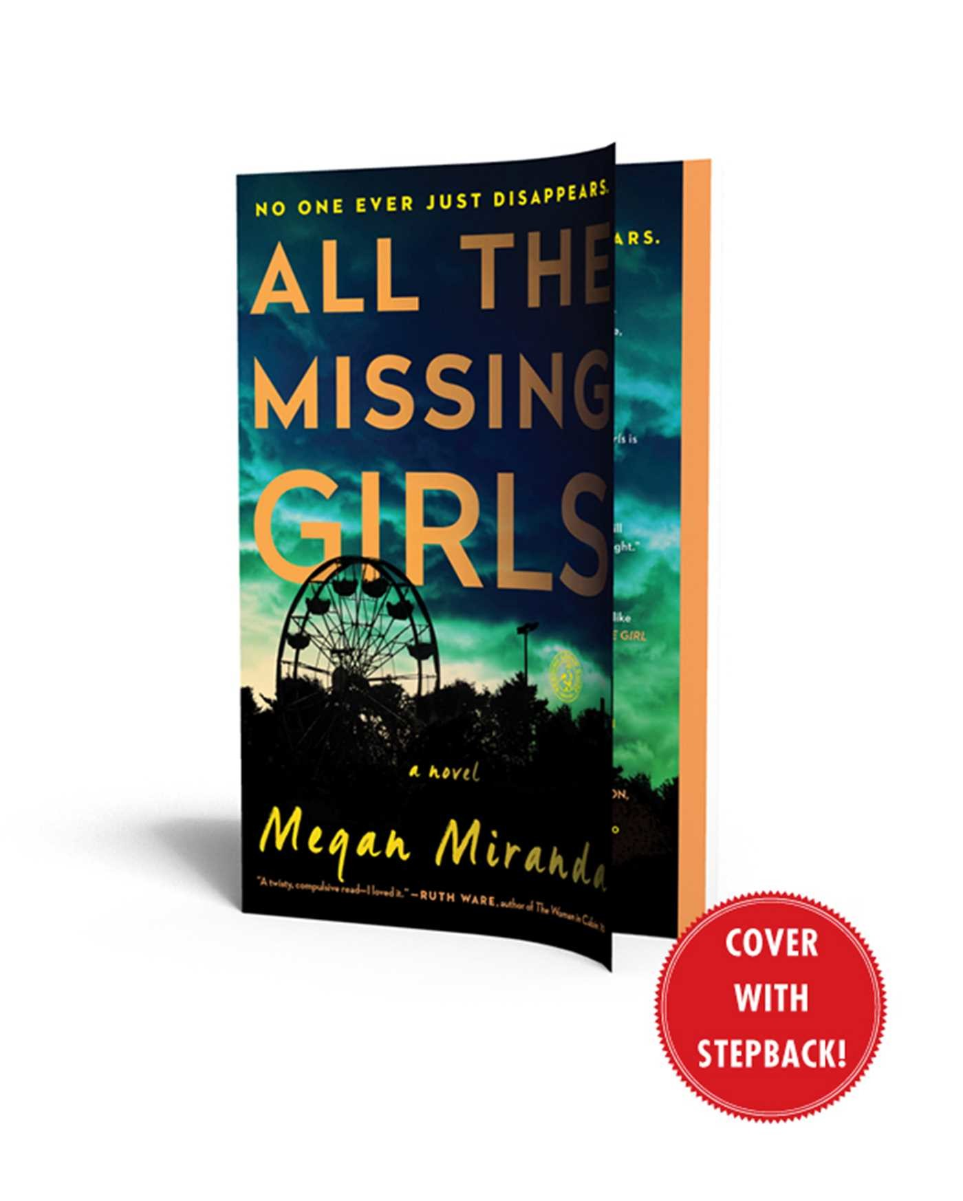 All the missing girls book by megan miranda official publisher all the missing girls 978150110797917 fandeluxe Images