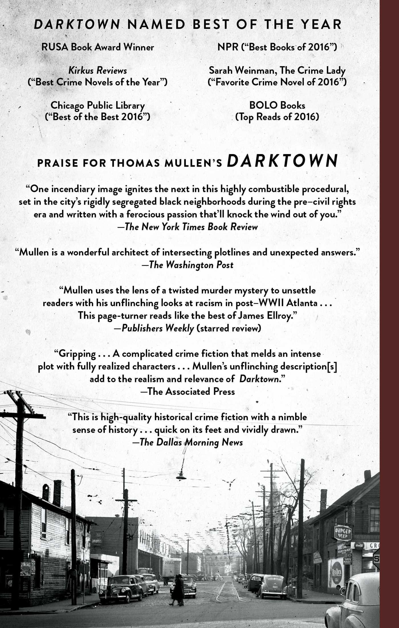 Darktown 9781501133879.in01