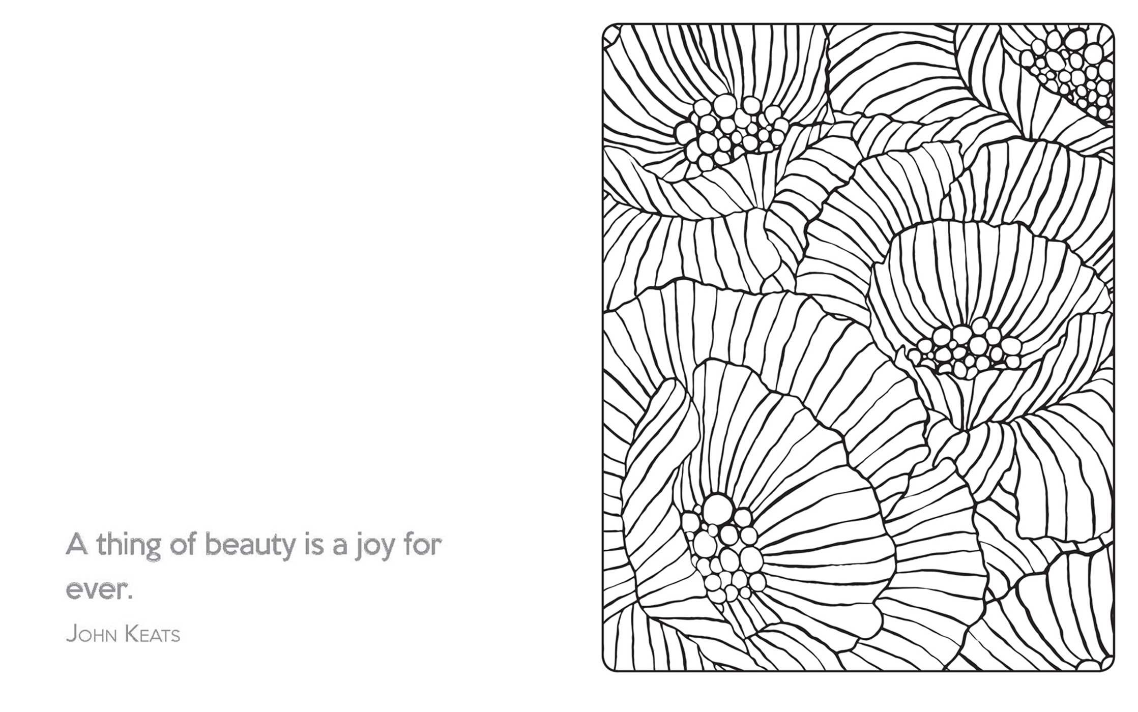calm coloring pages - photo#9