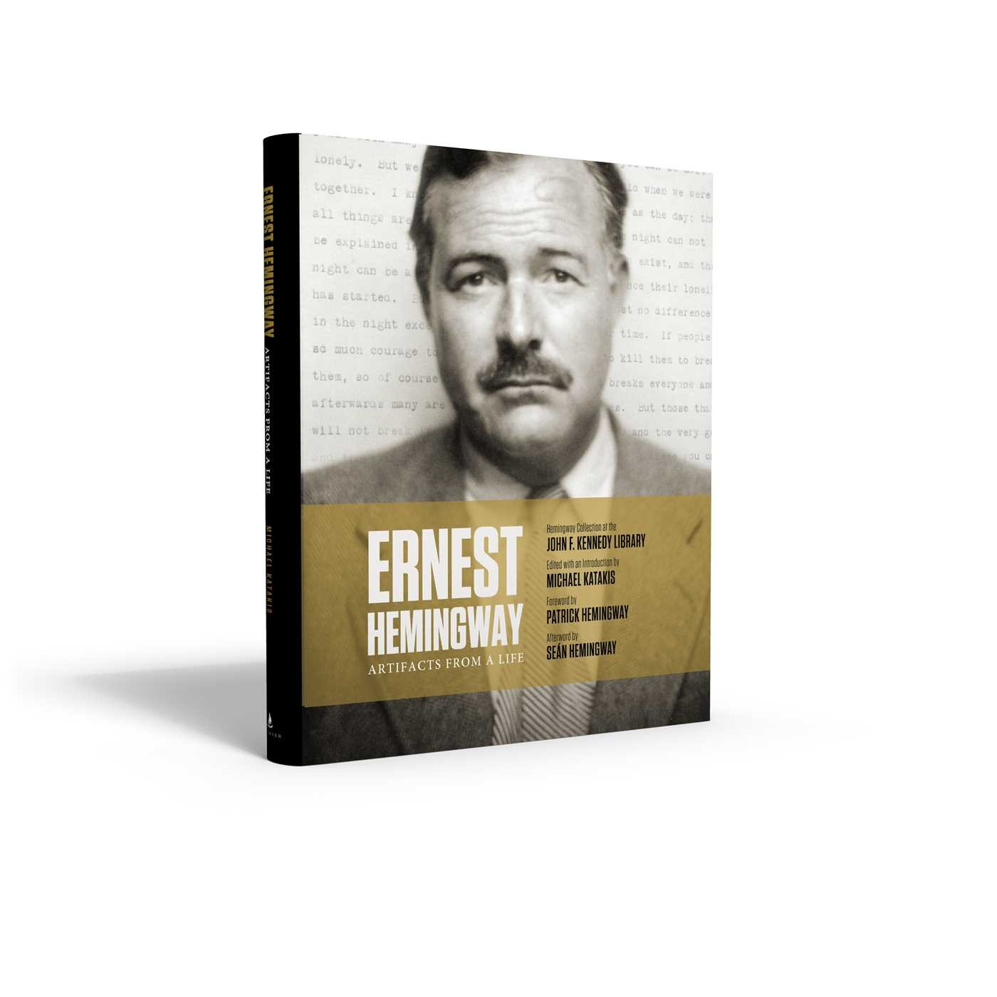 Ernest hemingway artifacts from a life 9781501142086.in17