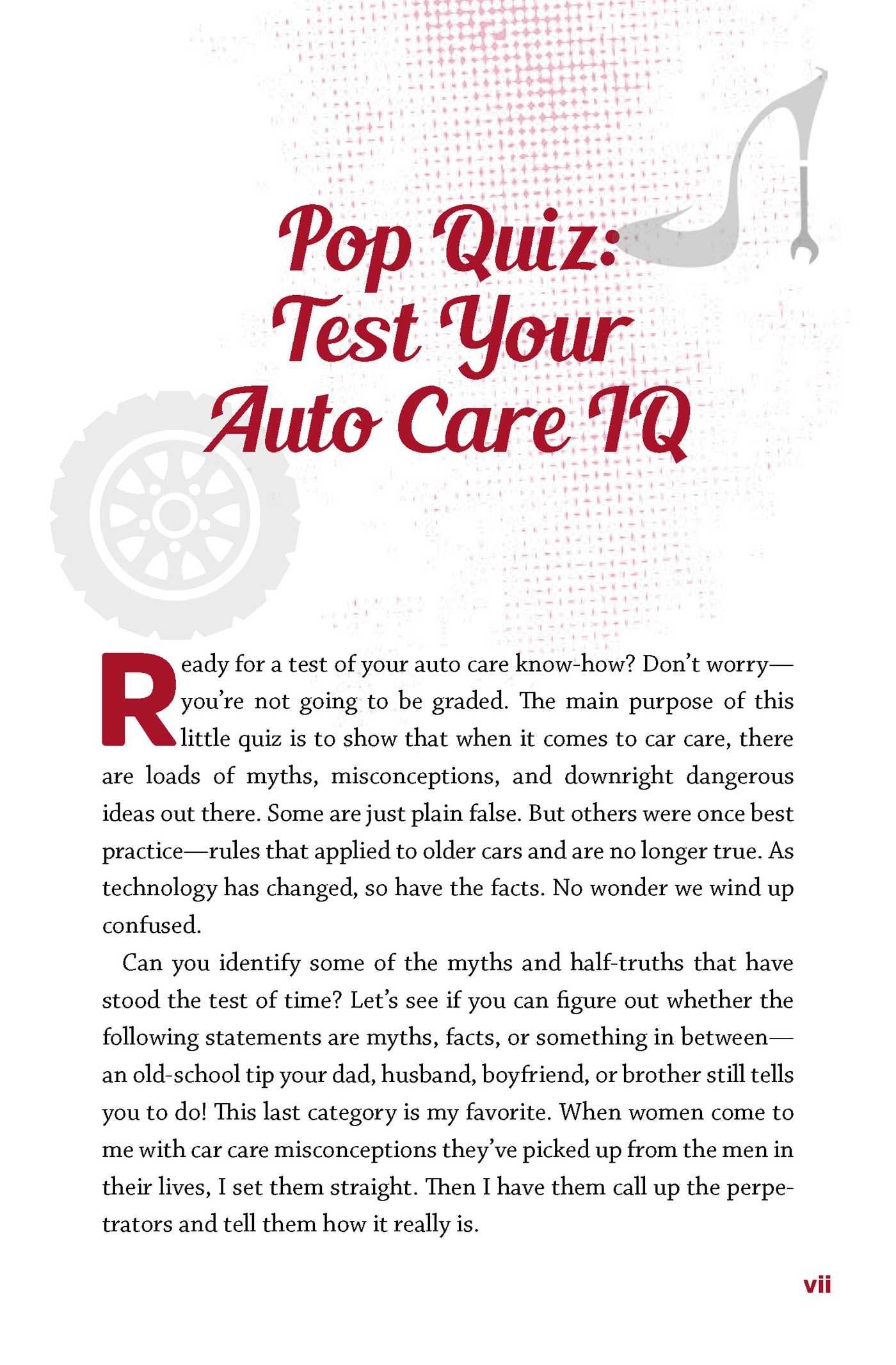 Girls auto clinic glove box guide 9781501144110.in01