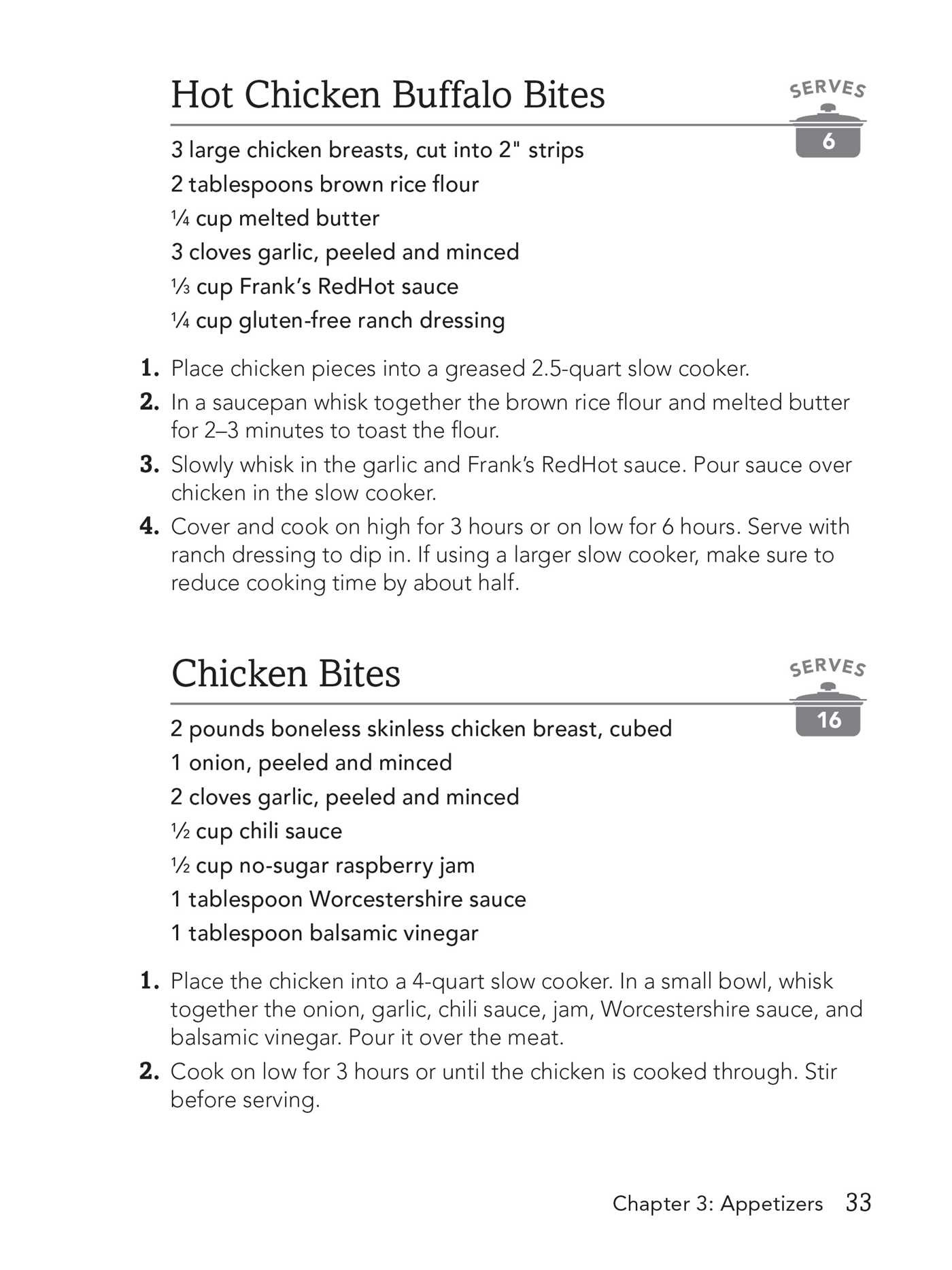 Slow cooker favorites chicken 9781507204696.in01